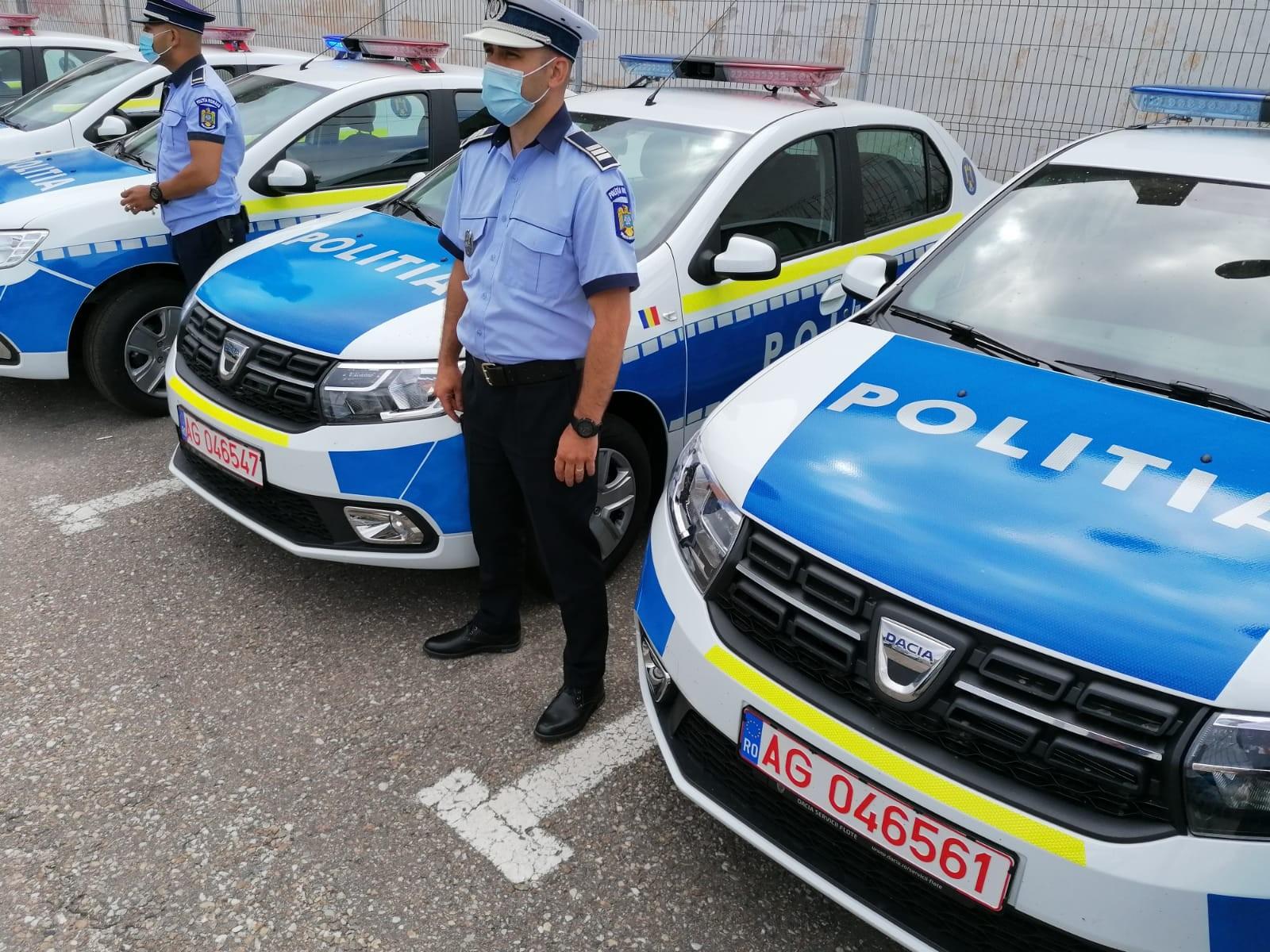 Poliția Română se rebranduiește! Haine noi în culori inconfundabile