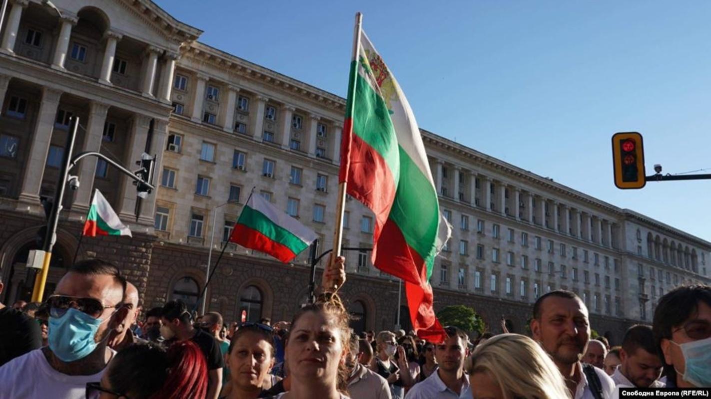 Proteste majore împotriva corupției în Bulgaria. Se cere demisia Guvernului