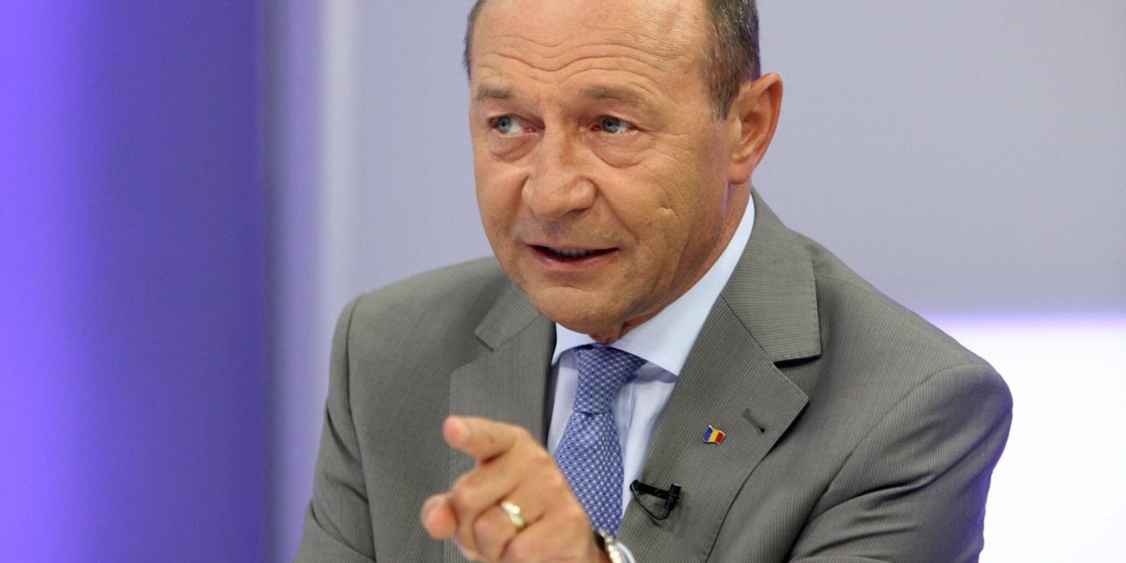 Traian Băsescu vrea să candideze la Primăria Capitalei