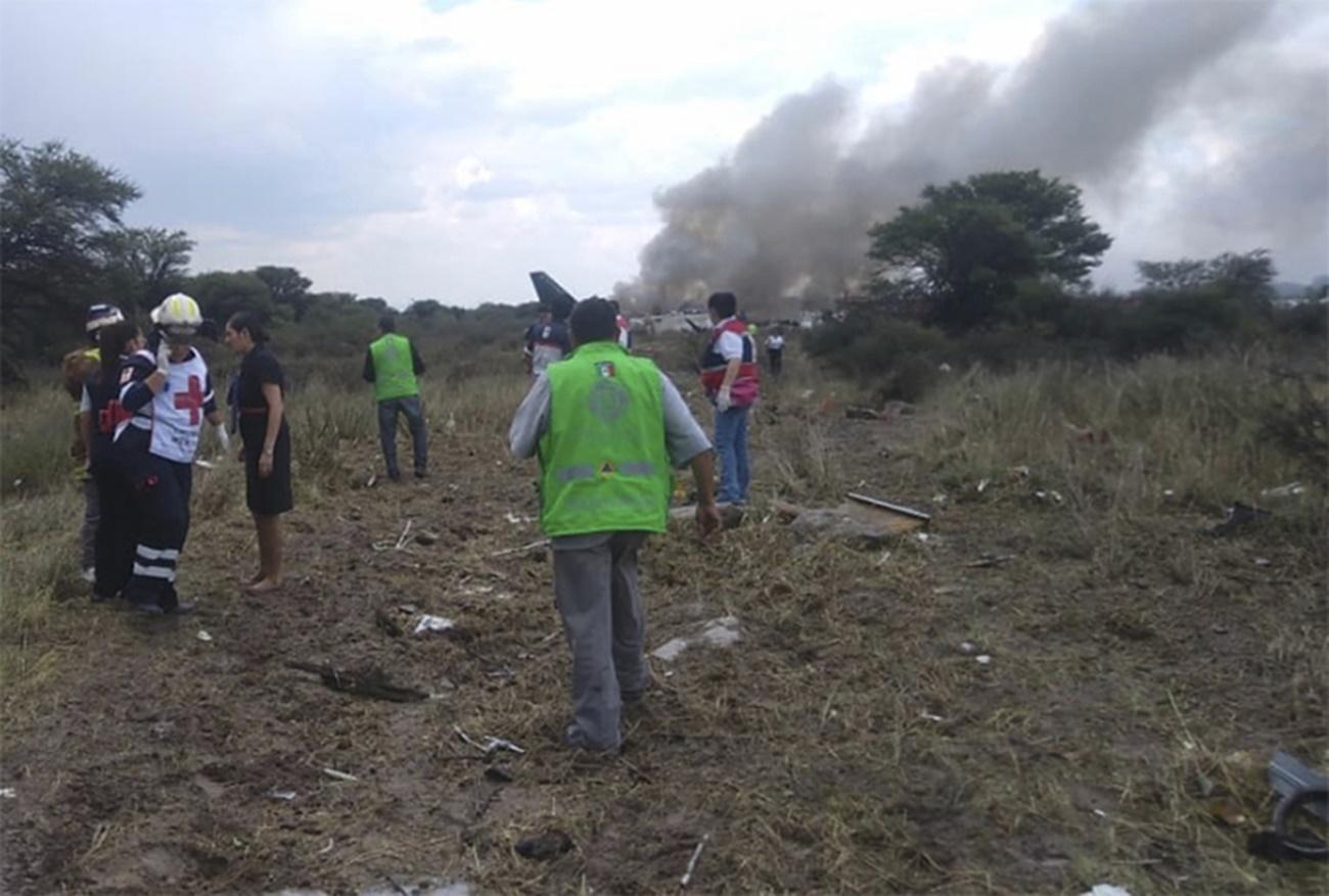 Tragedie în Turcia după ce un avion de recunoaștere s-a prăbușit