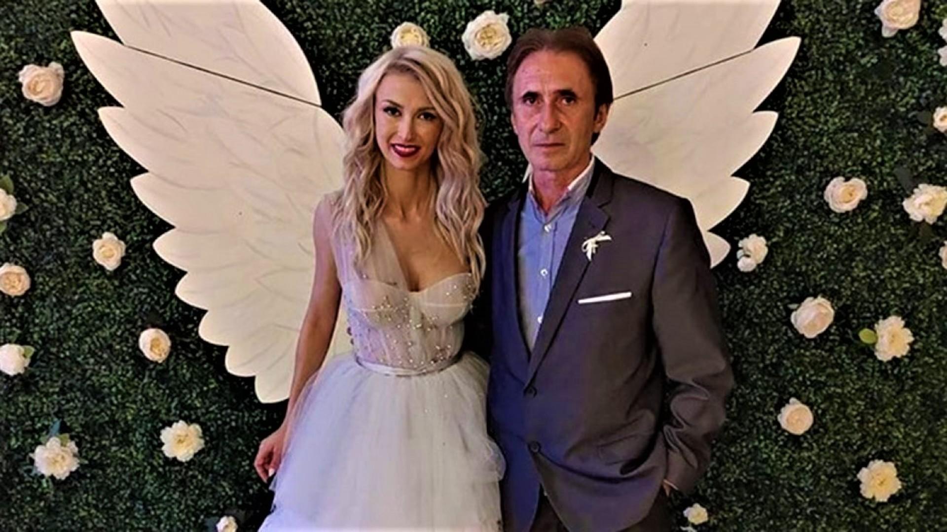 Andreea Bălan își ține iubitul departe de familie. Nu i l-a prezentat nici măcar tatălui ei