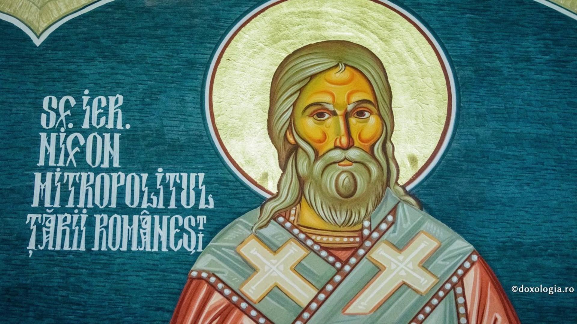 Calendar ortodox 11 august 2020. Sfântul Nifon, patriarh al Constantinopolului și Mitropolit al Țării Românești