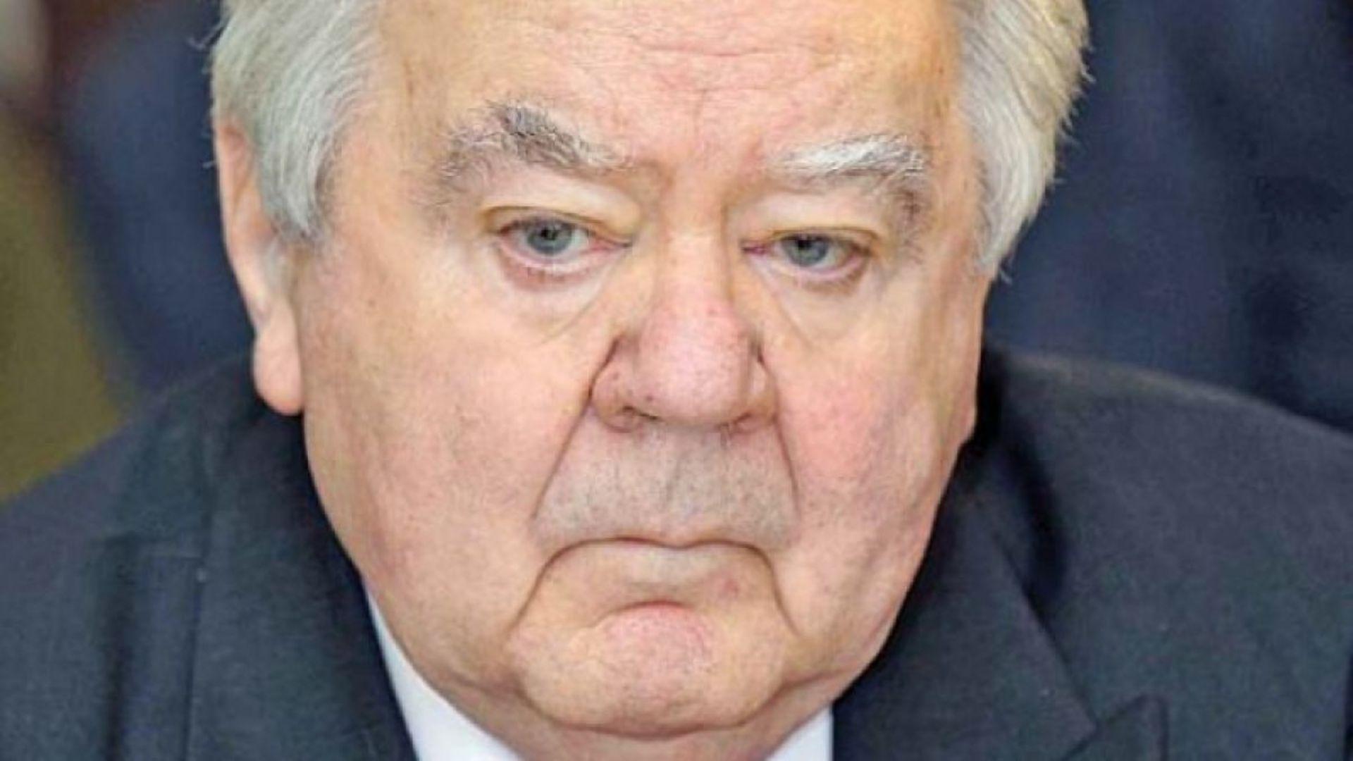Doliu în lumea politică! A murit Oliviu Gherman, fostul președinte al Senatului