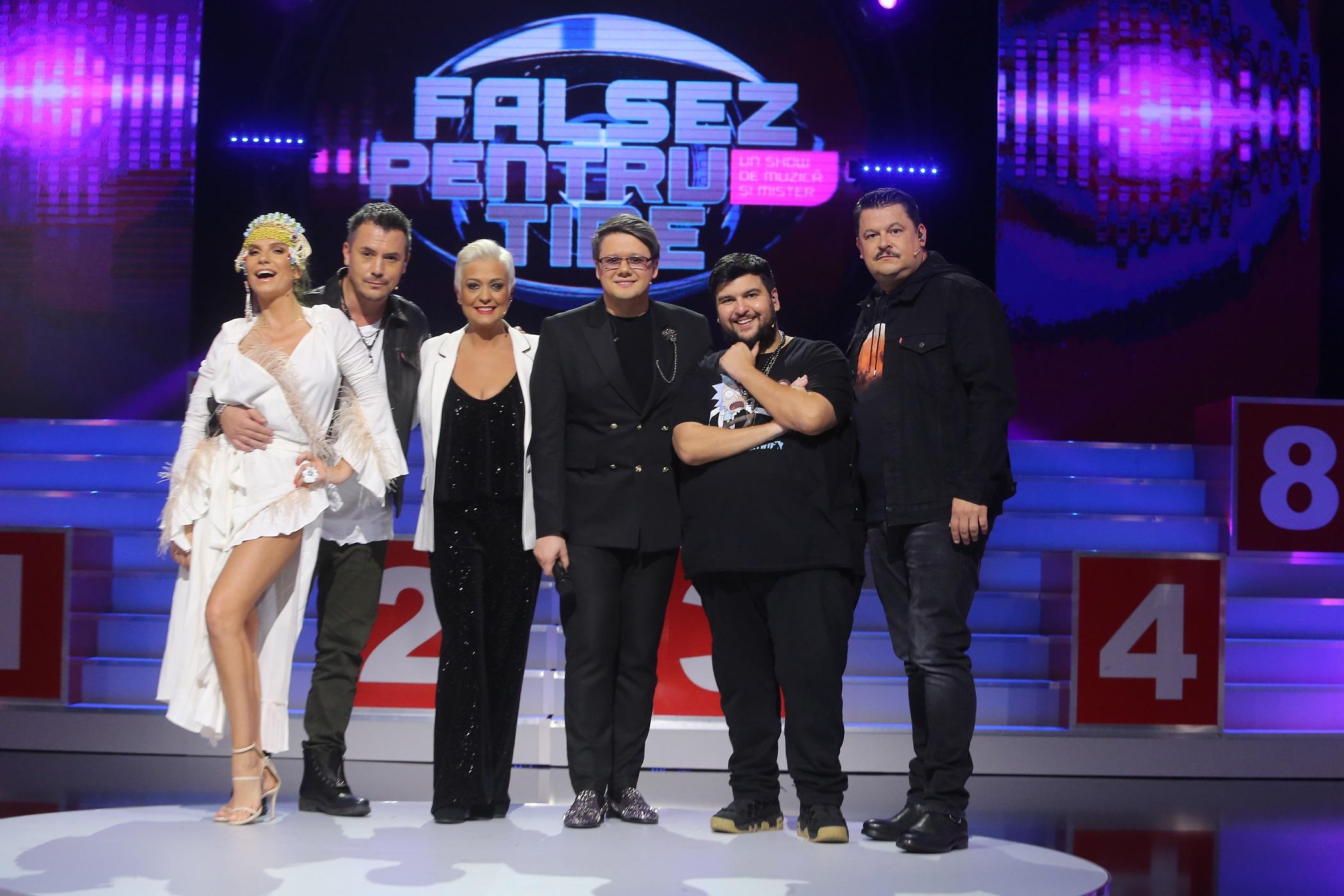 Fuego invitat la Falsez pentru tine! Bobonete: tu vei fi următoarele moaște ale României