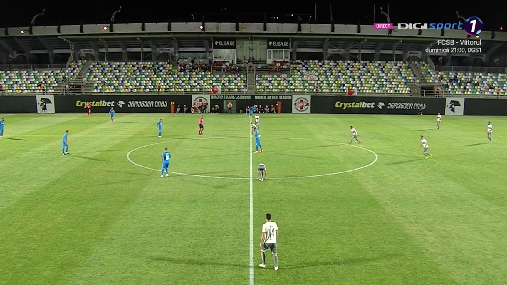 Tbilisi - Universitatea Craiova SCOR 0-0. LIVE video și LIVE text Europa League