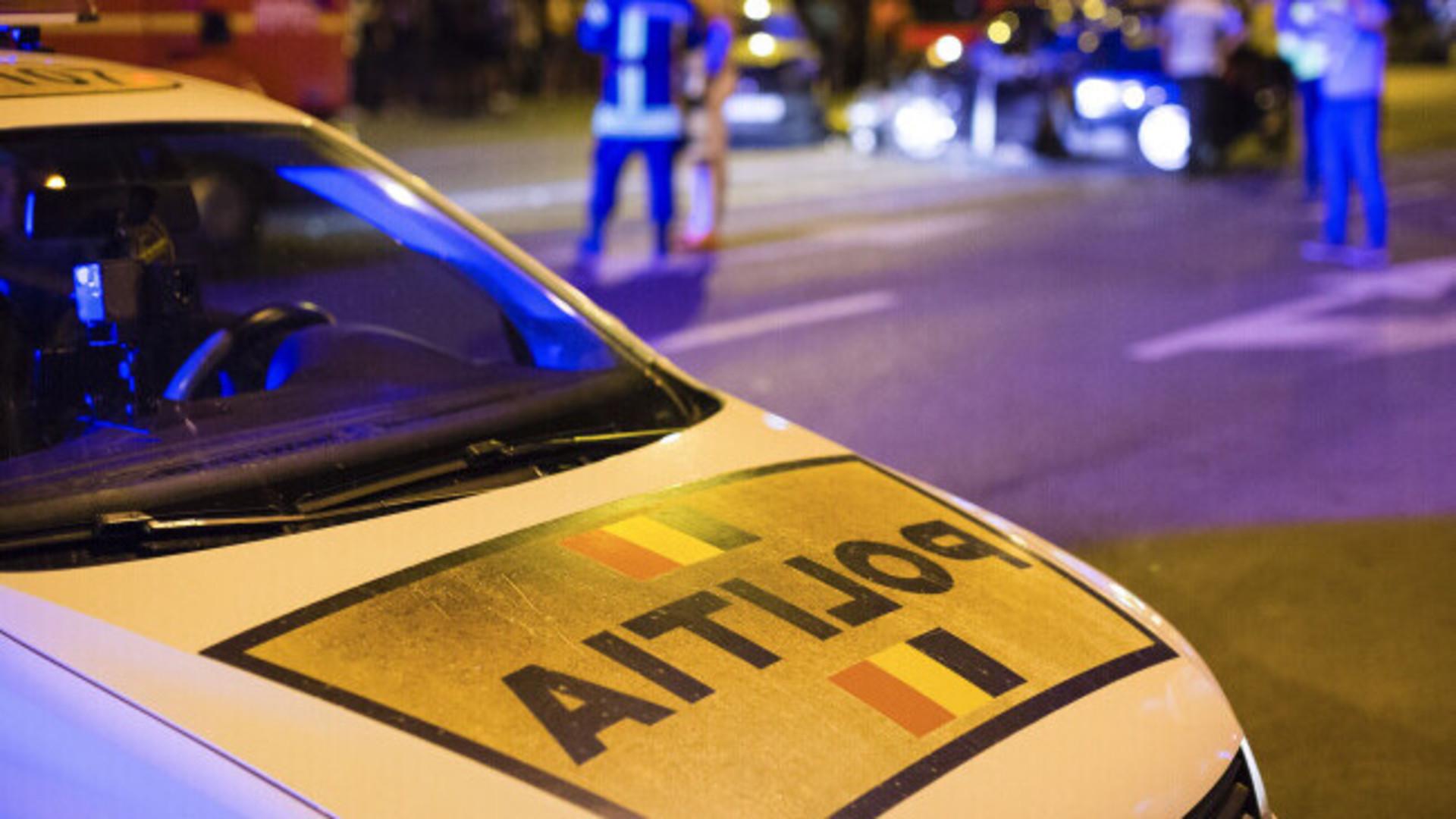 Un fiu de judecător a accidentat mortal o femeie și a fugit de la locul faptei