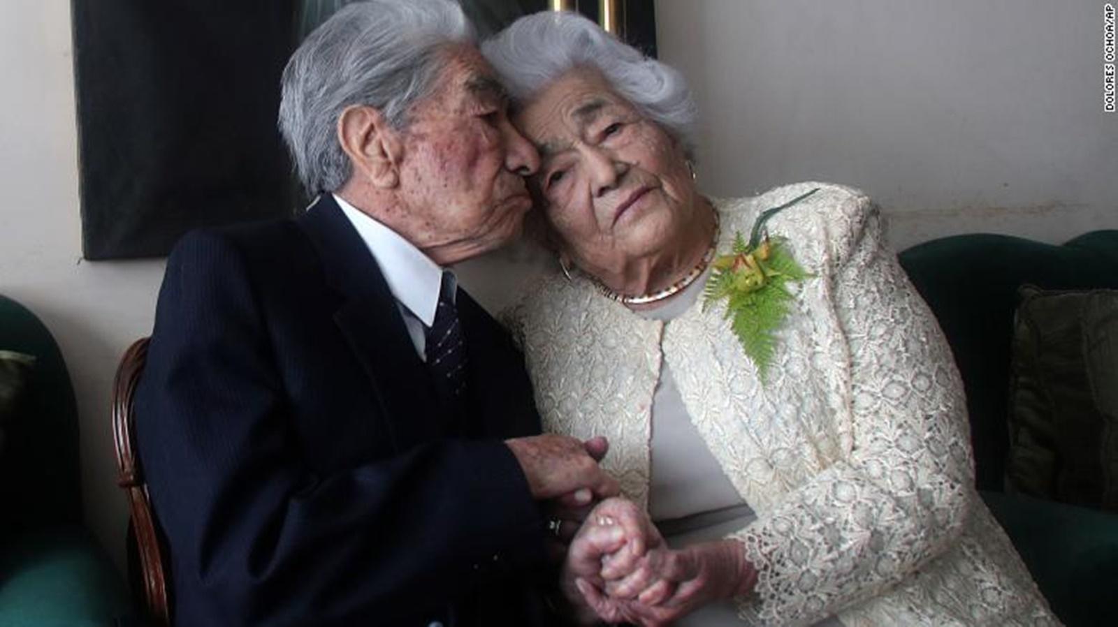 Cel mai longeviv cuplu căsătorit din lume! 80 de ani împreună