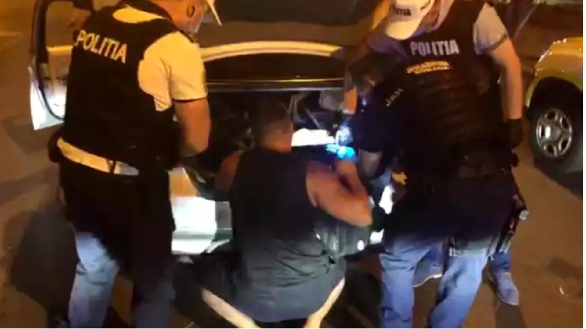 Filtre în București după uciderea lui Emi Pian. Ce au găsit polițiștii în mai multe mașini