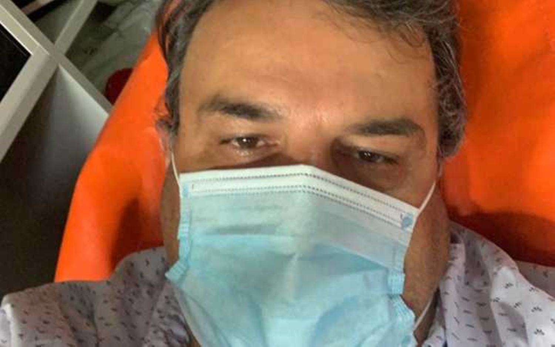 Lucian Mândruță a ajuns de urgență la spital! Nu mai putea să meargă