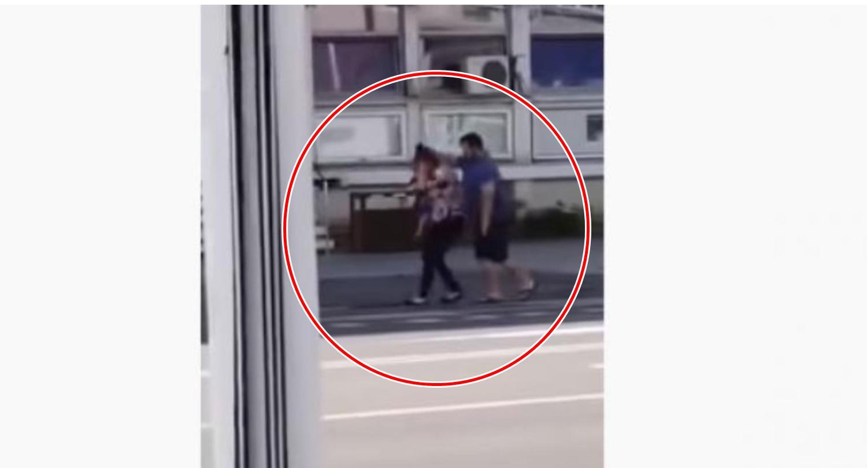 Preot din Bacău, filmat când își agresează soția! Cum îl apără tatăl lui, preot și el