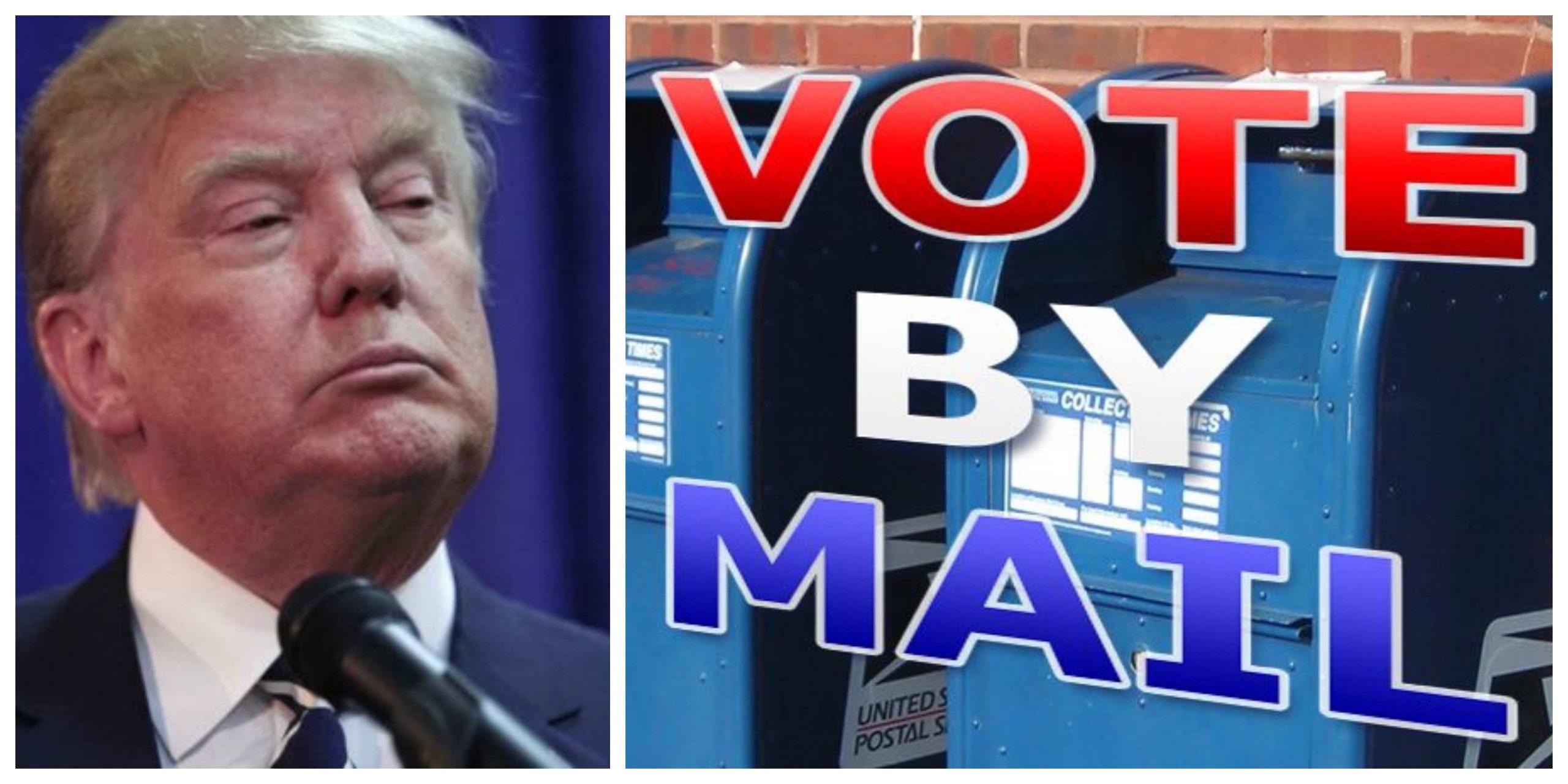 Alegerile prezidențiale SUA. Donald Trump nu are încredere în votul prin poștă