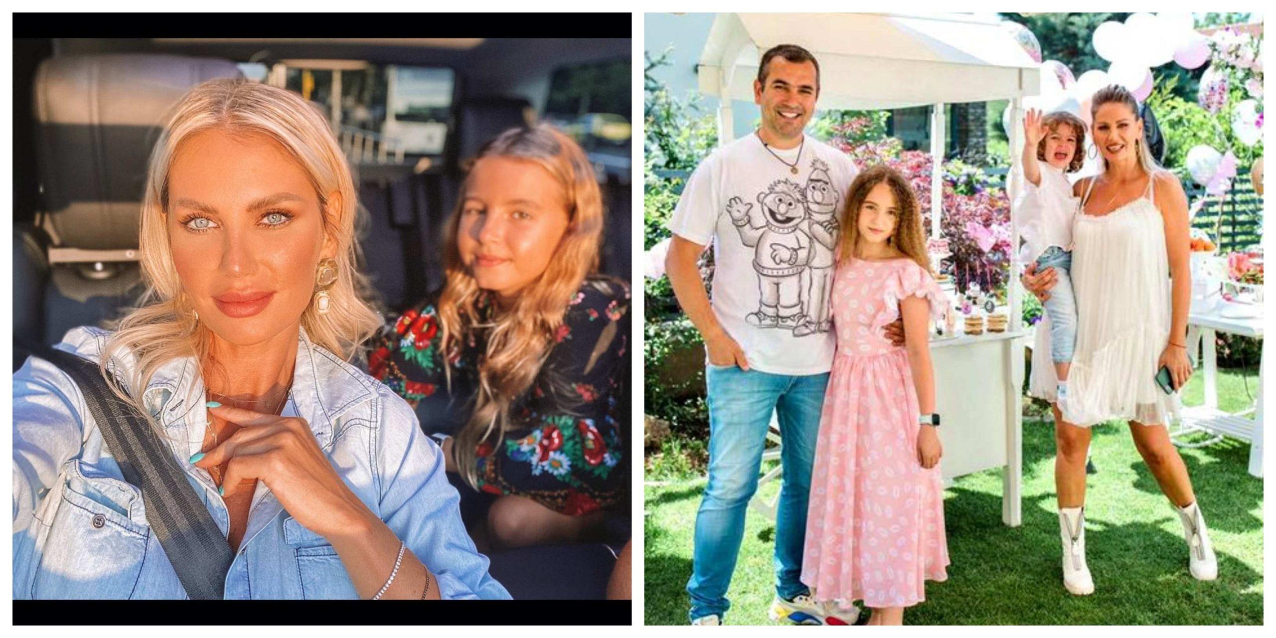 Andreea Bănică nu-și mai lasă copilul la școală. Află care este motivul