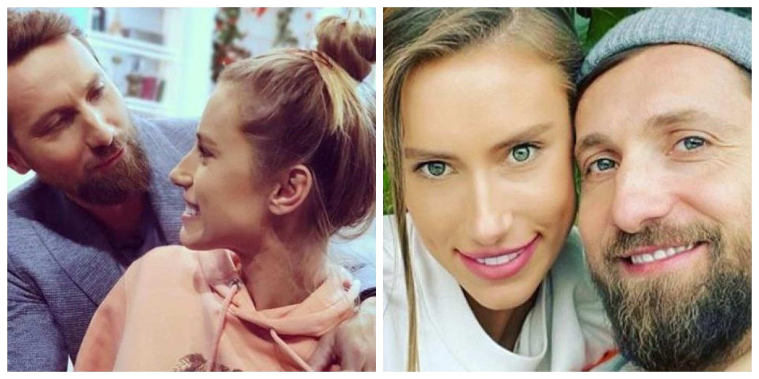 Cum arată viitoarea soacră a lui Dani Oțil. Gabriela seamănă perfect cu mama ei