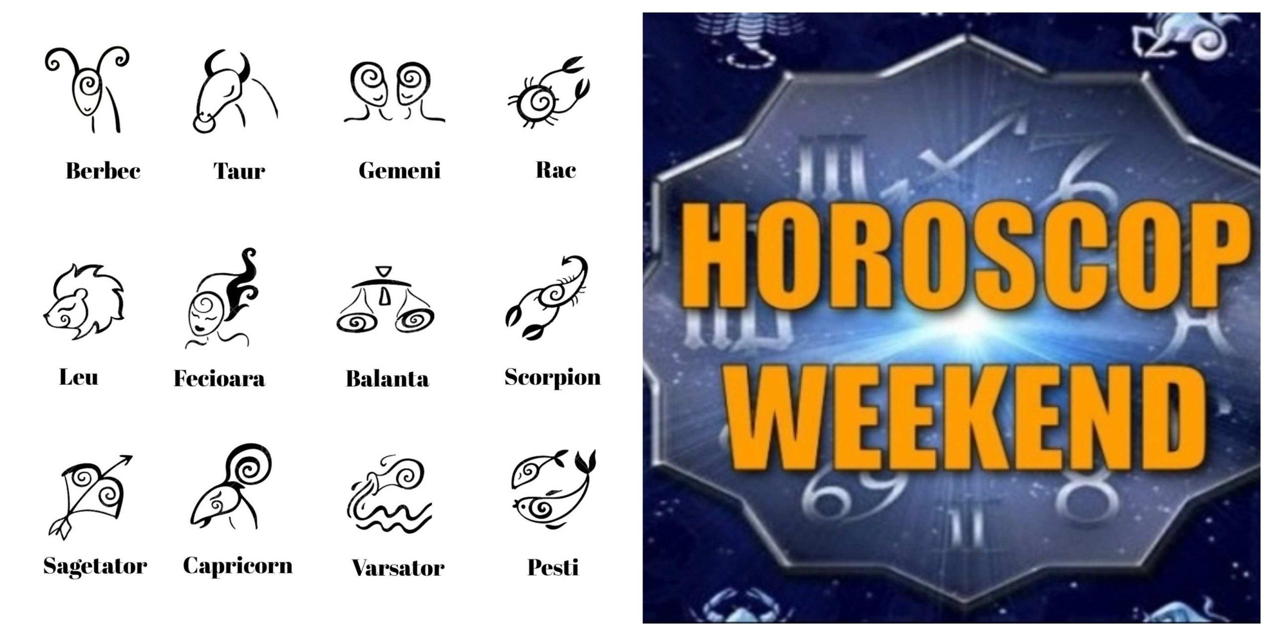 Horoscop de weekend 19-20 septembrie 2020. Ce au rezervat astrele