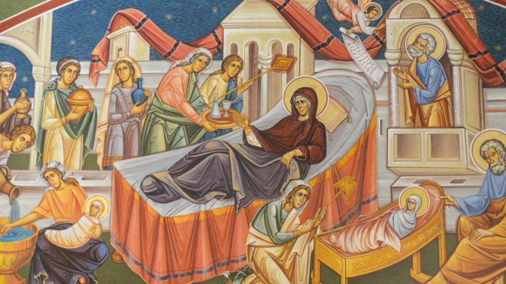 Obiceiuri și tradiții de Sfânta Maria Mică. Ce nu e bine să faci de Nașterea Maicii Domnului