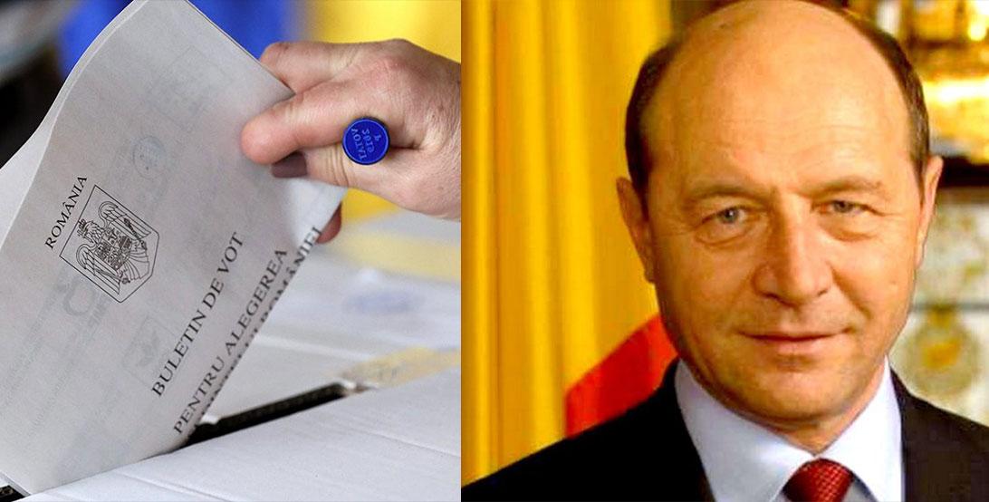 Profil de candidat la primăria genrală a Capitalei: Traian Băsescu