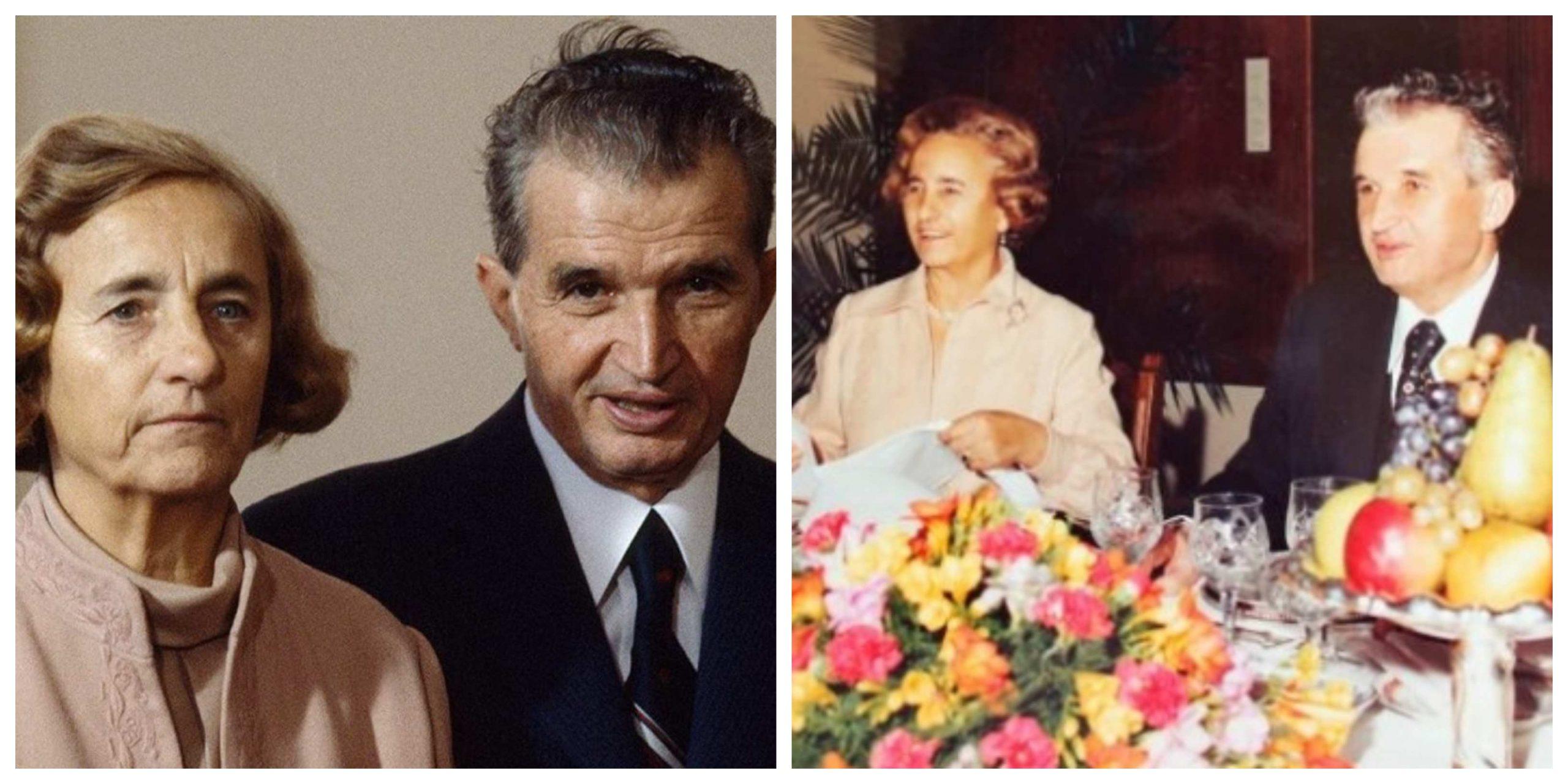 Secrete din viața lui Nicolae Ceaușescu. Care era mâncarea preferată a dictatorului