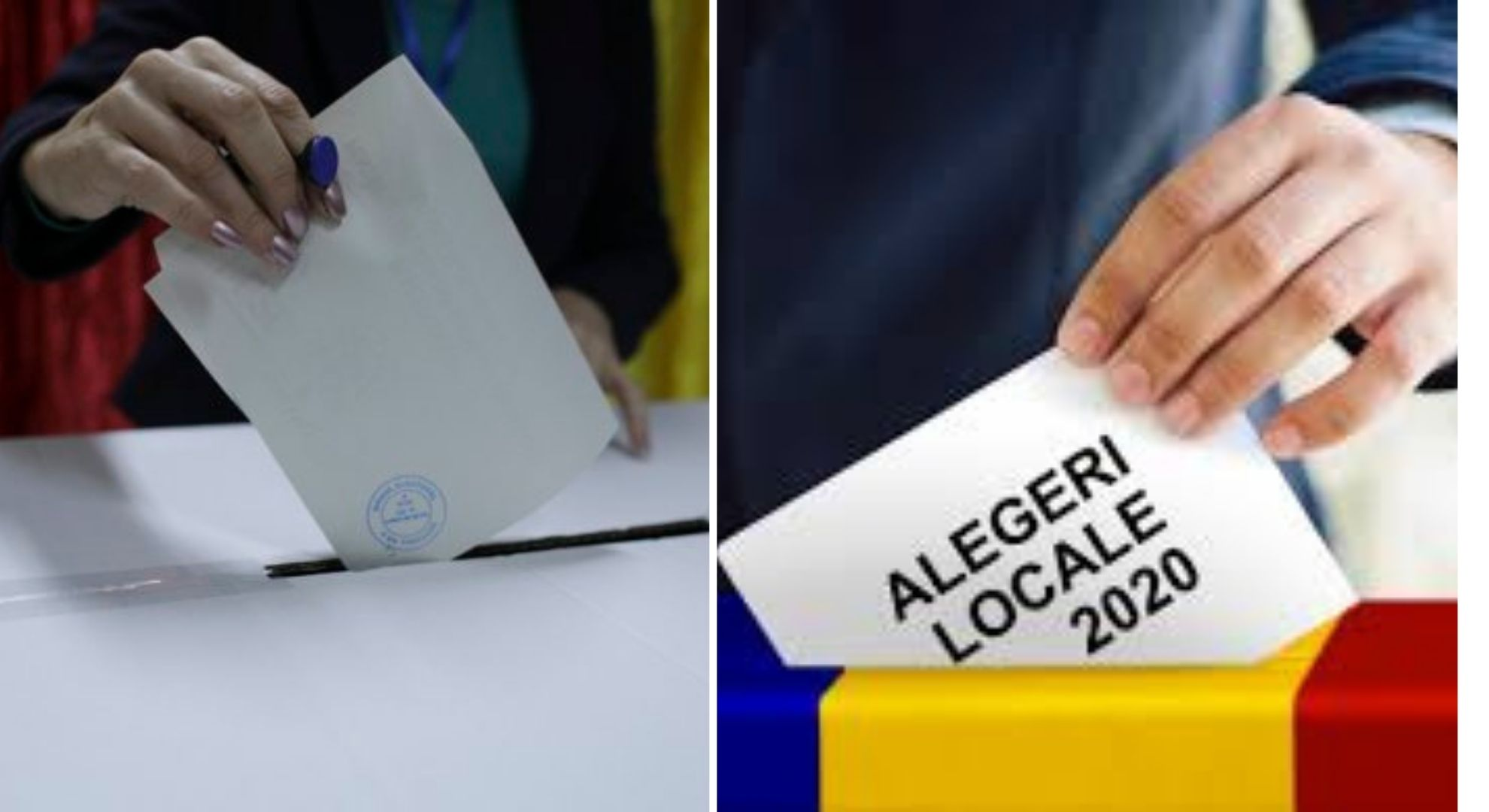 Alegeri locale 2020. Ce se întâmplă cu cei care ajung la vot și au temperatură mare