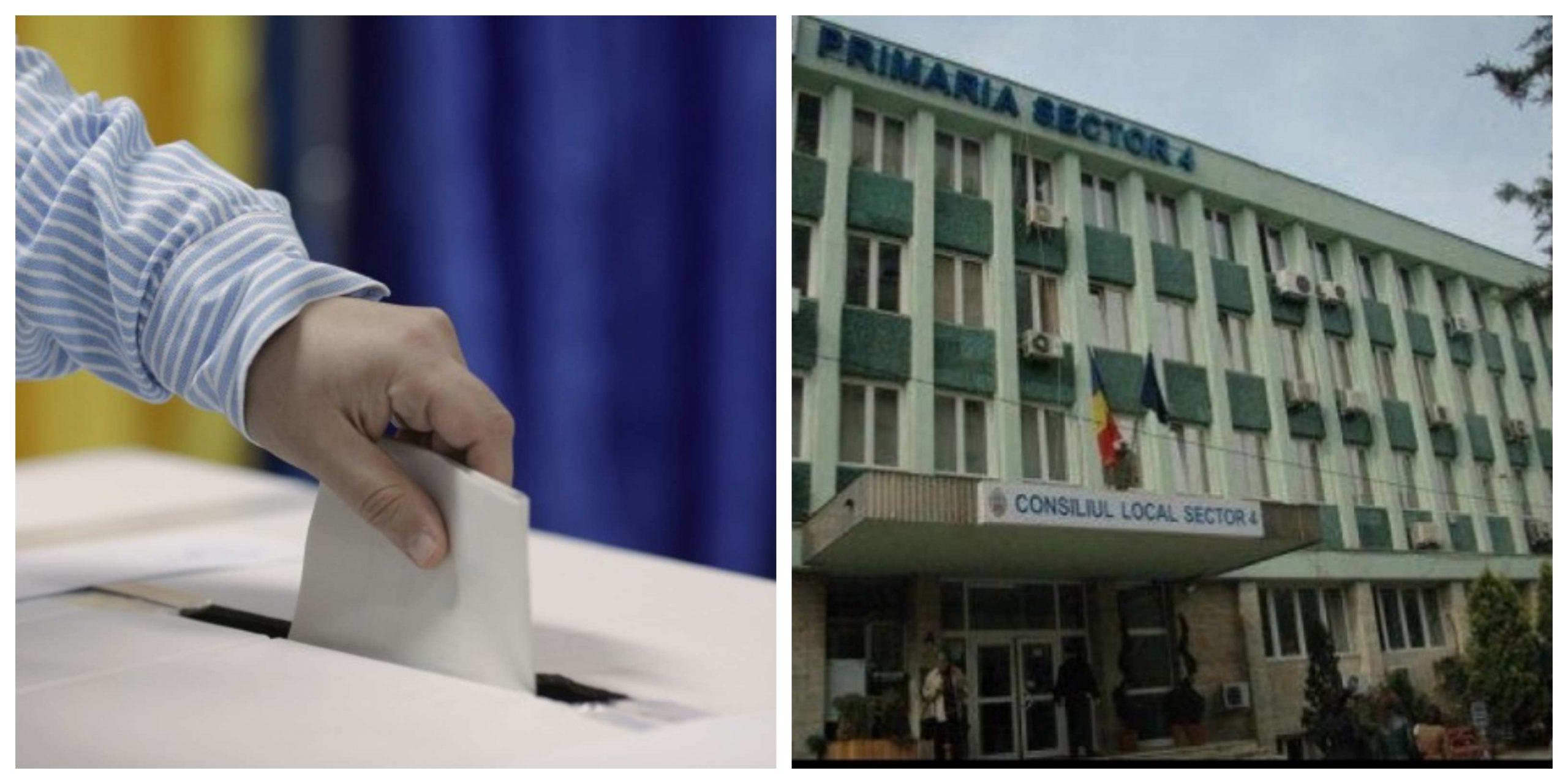 Alegerile locale 2020. Candidații la Primăria Sectorului 4