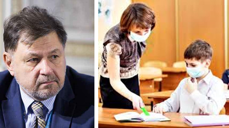 Profesorul Rafila crede că școala va crește numărul de infectări cu noul virus