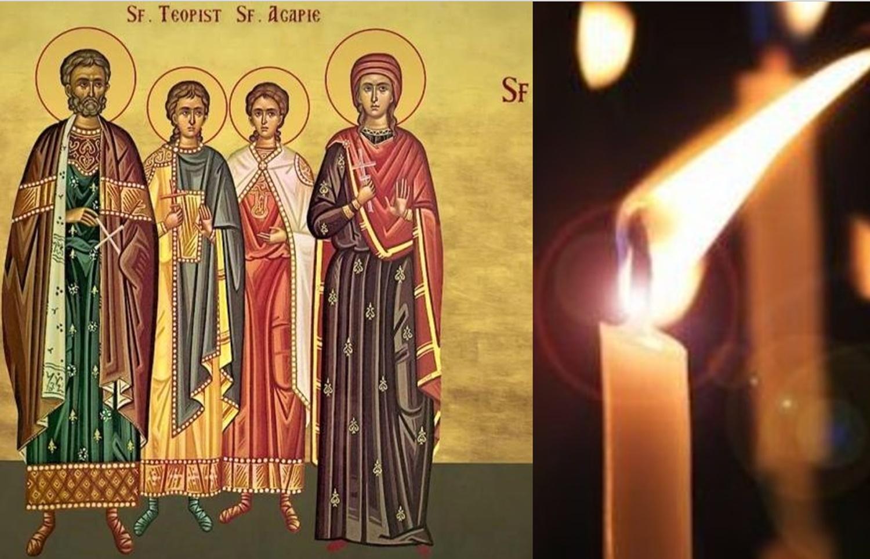 Calendar ortodox 20 septembrie 2020. Sunt pomeniți ocrotitorii familiei creștine