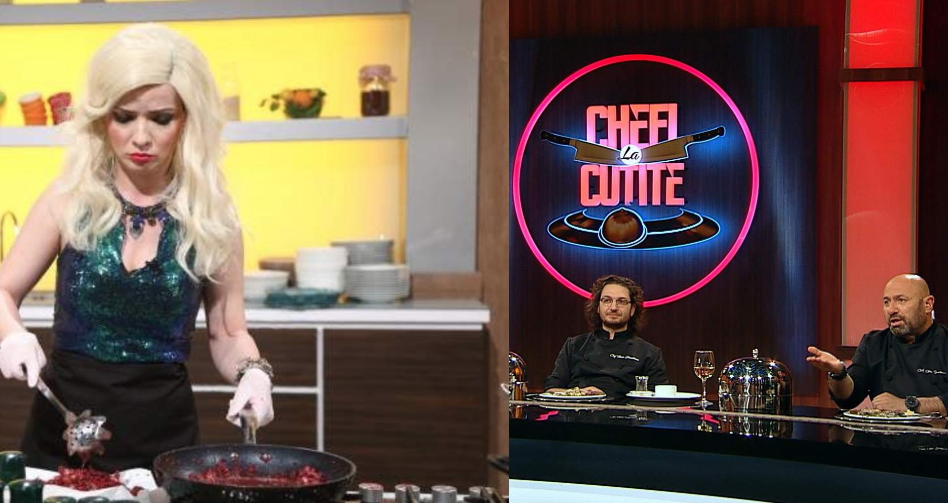 Chefi la Cuțite 7 septembrie live blog și live video! Gina Felea la concursul culinar