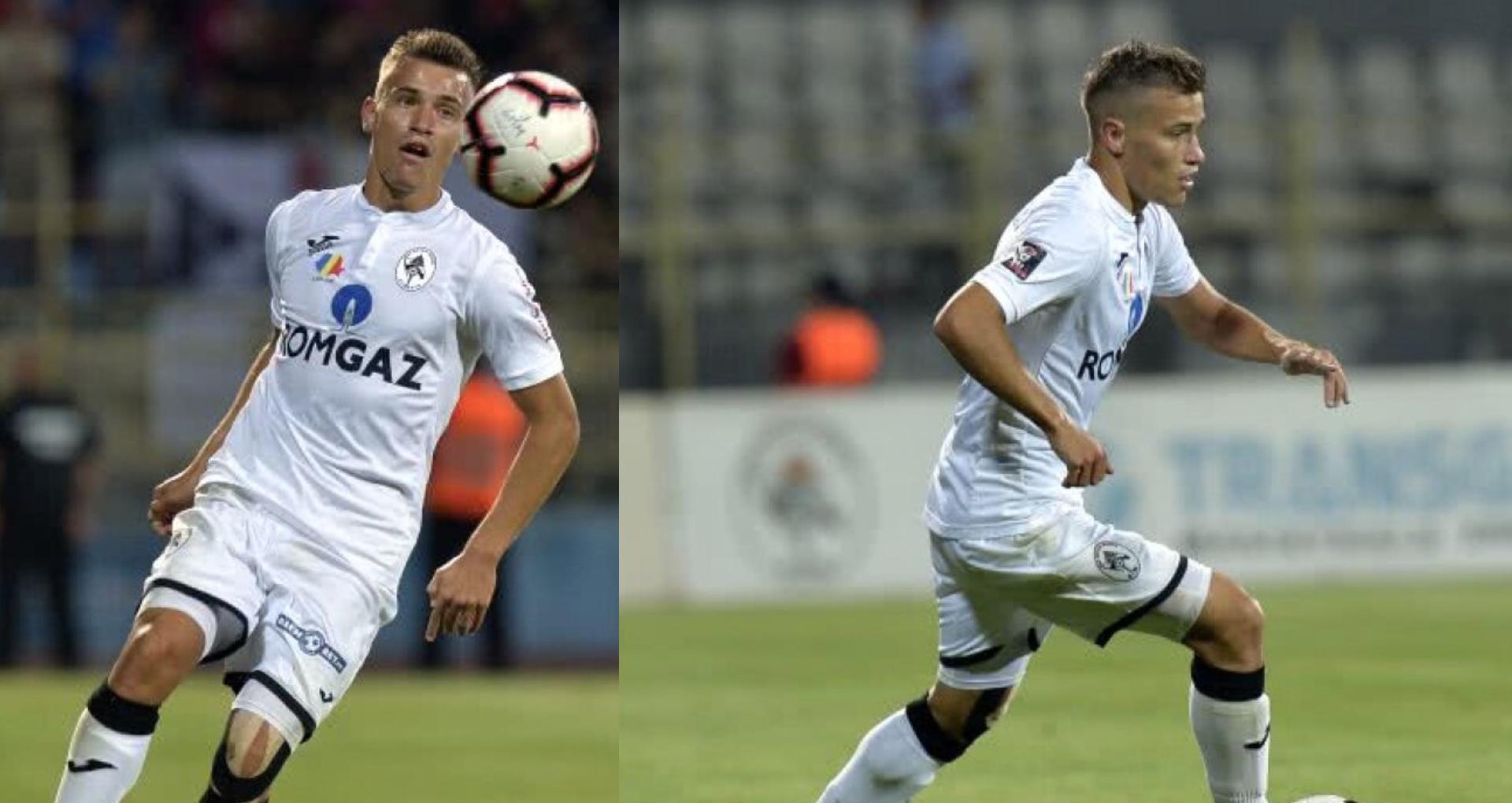 Cine este Darius Olaru, marcatorul golului 1 din meciul cu Finlanda U21 vs România U21