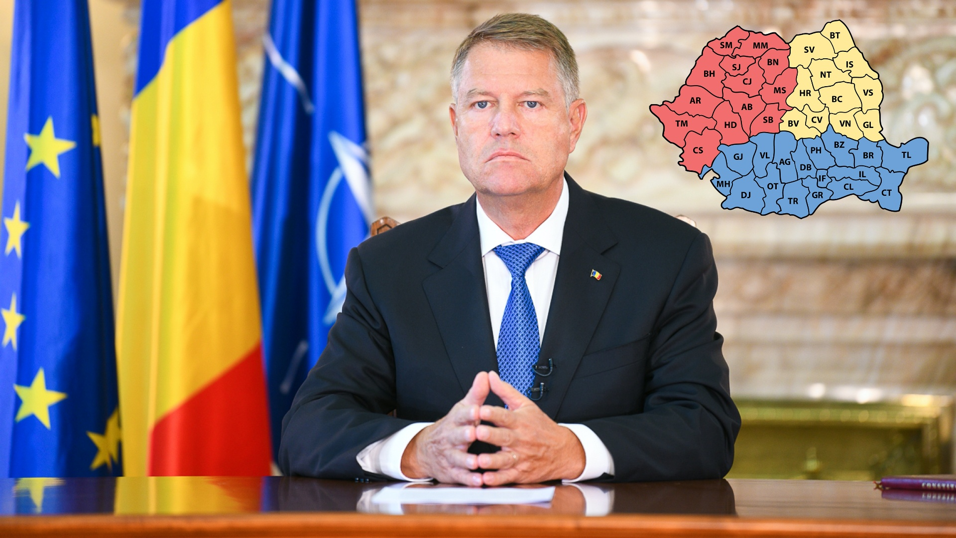 Președintele Klaus Iohannis, prima reacție după alegerile locale 2020