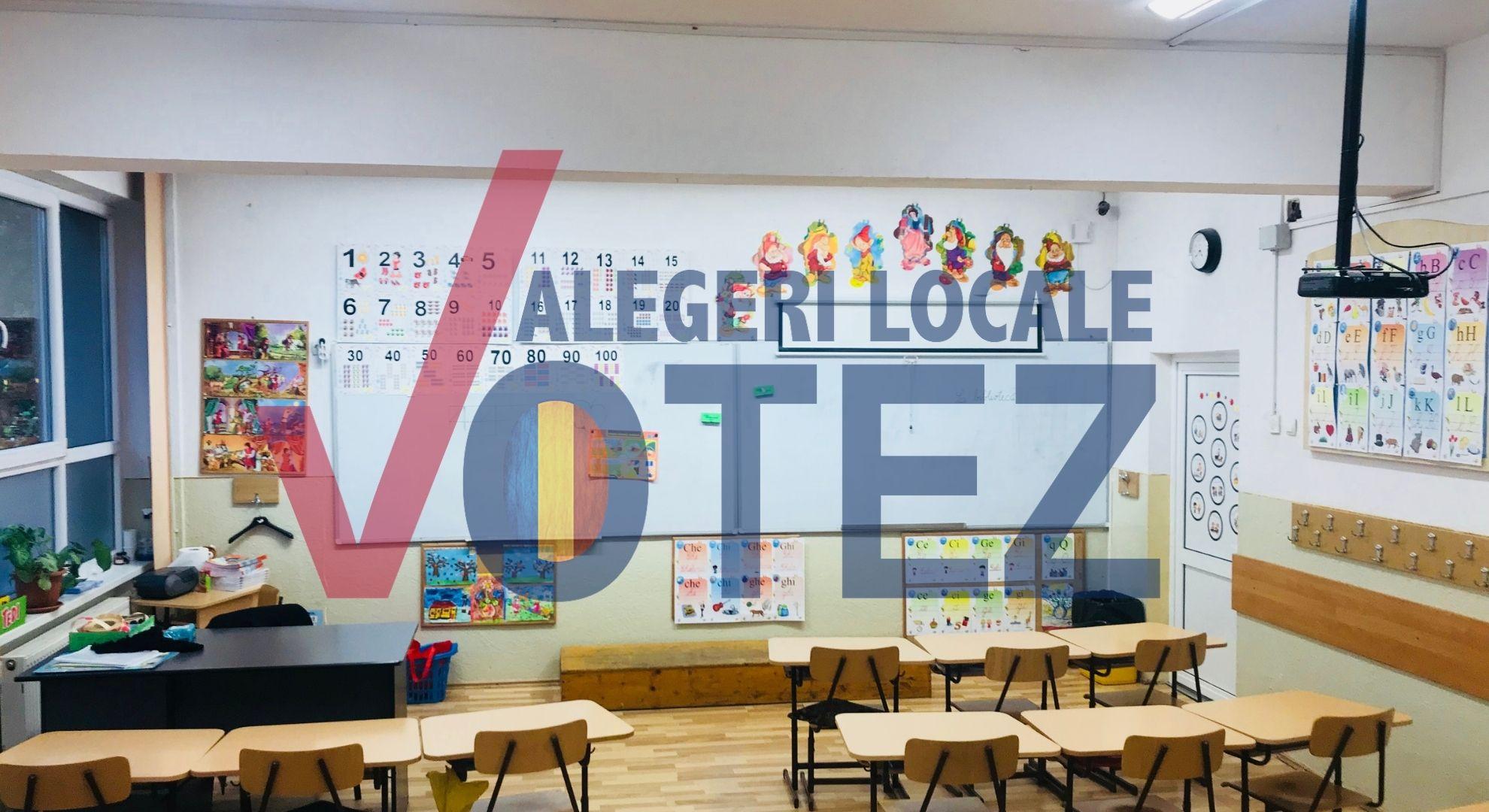 Două zile libere pentru elevi, după alegerile locale din 27 septembrie