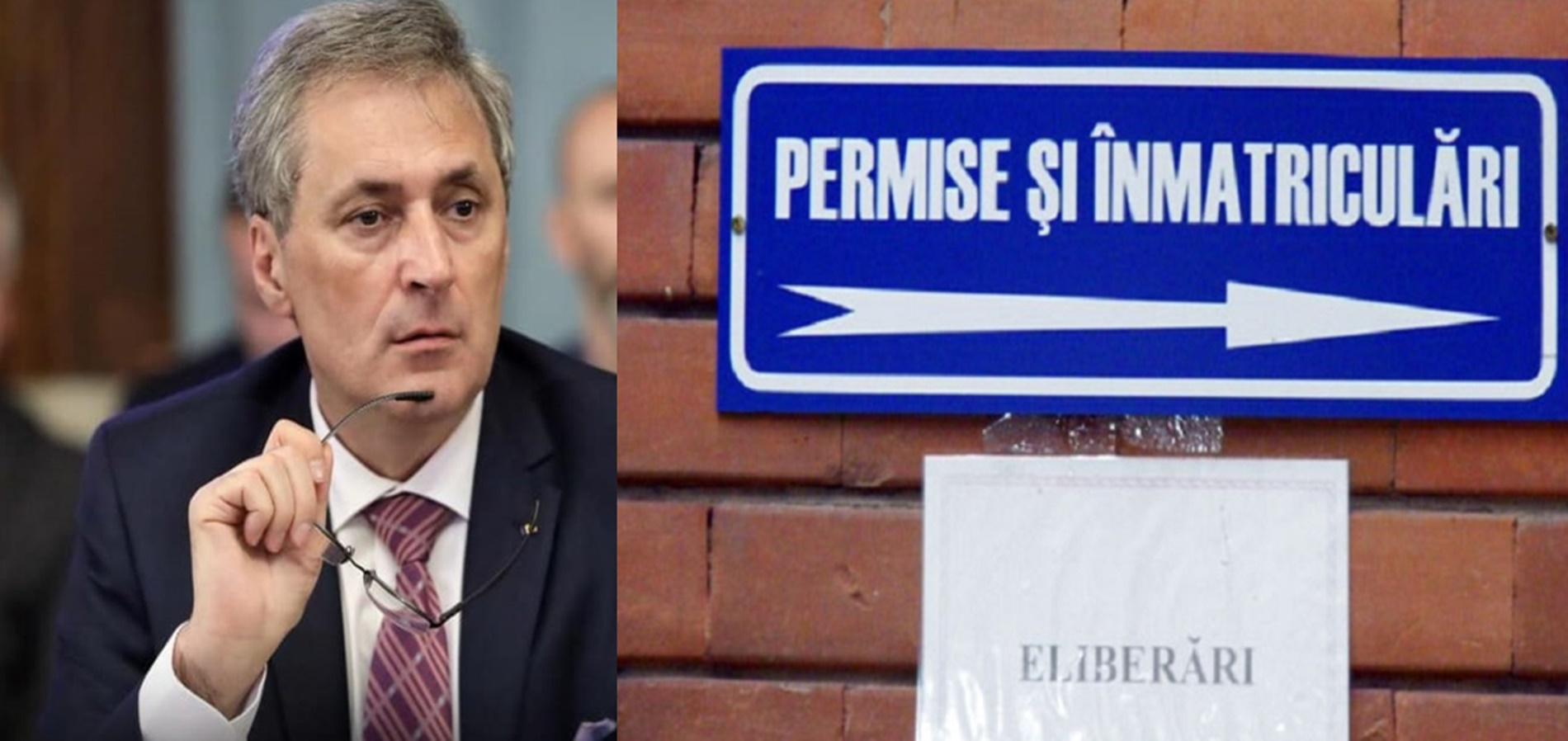 26 de sedii noi pentru înmatricularea vehiculelor în România