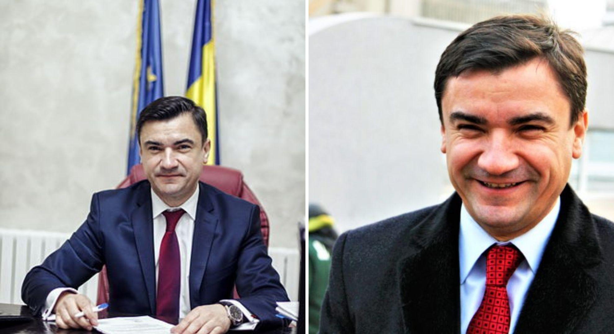 Mihai Chirica a câștigat un nou mandat la Primăria Iașului