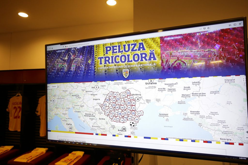 Romania Irlanda live video, live score si live text