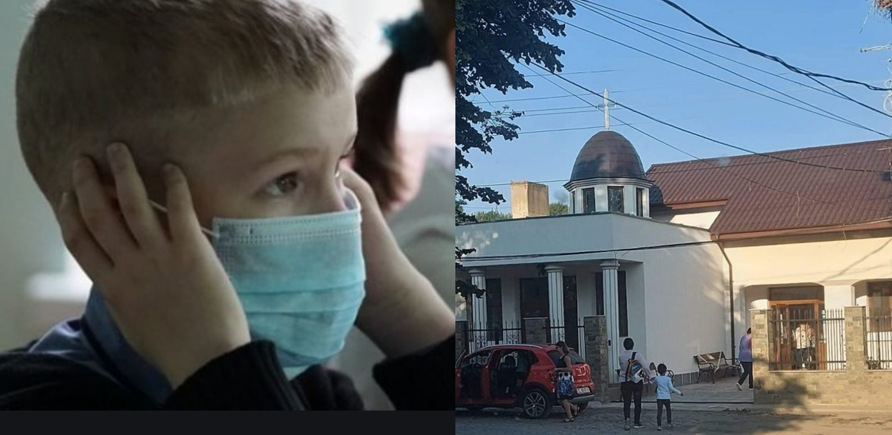 Orașul din România unde elevii învață în capela mortuară