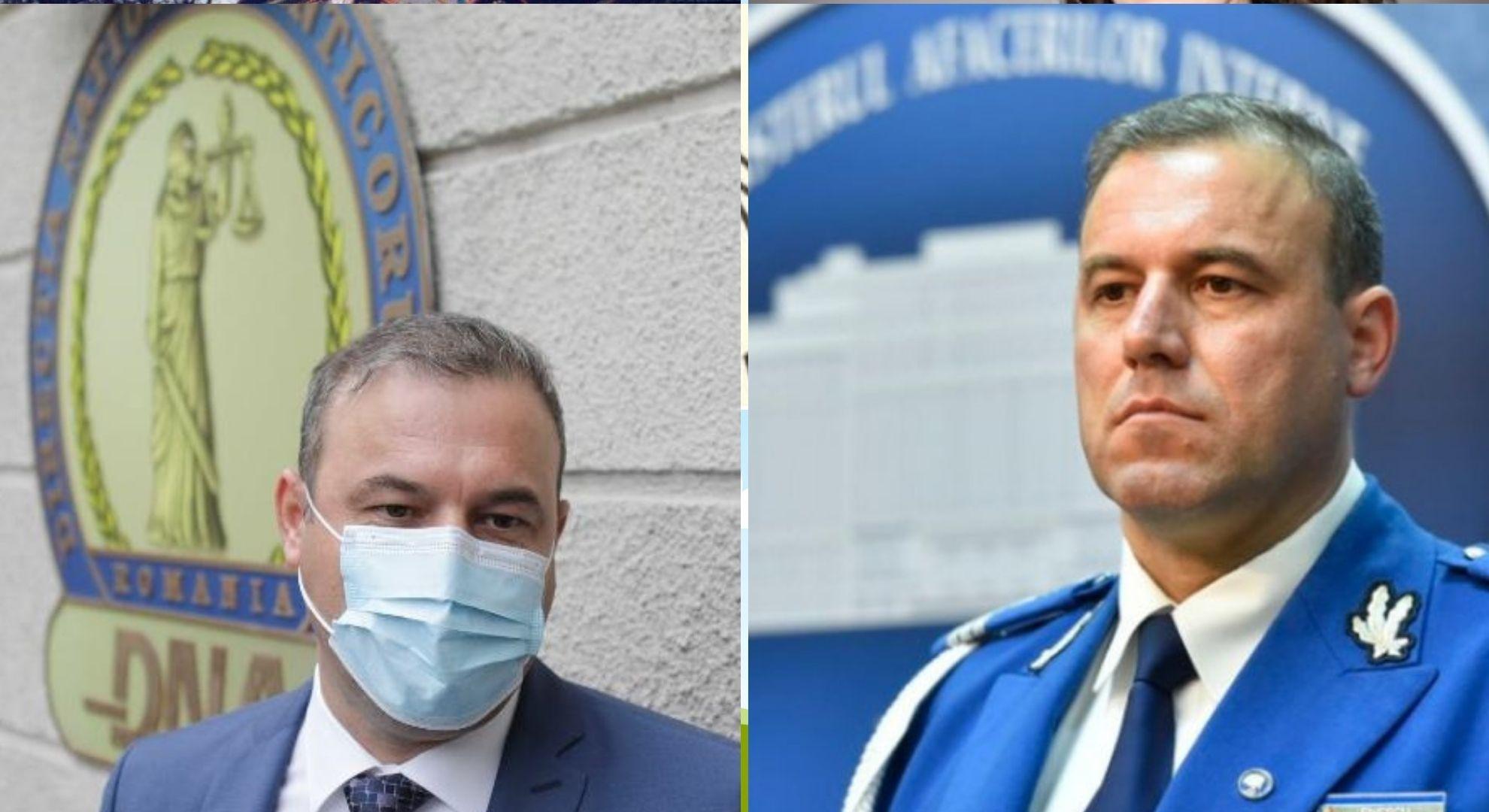 Șeful Jandarmeriei, audiat de DNA după ce s-a pontat cu 900 de ore suplimentare