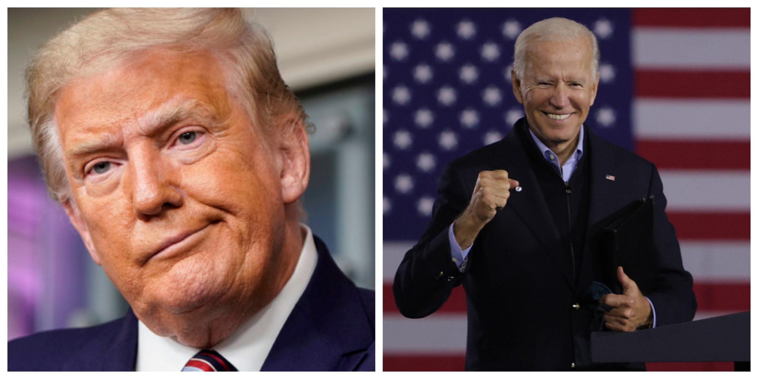 Alegerile SUA. Donald Trump pierde teren în fața lui Joe Biden