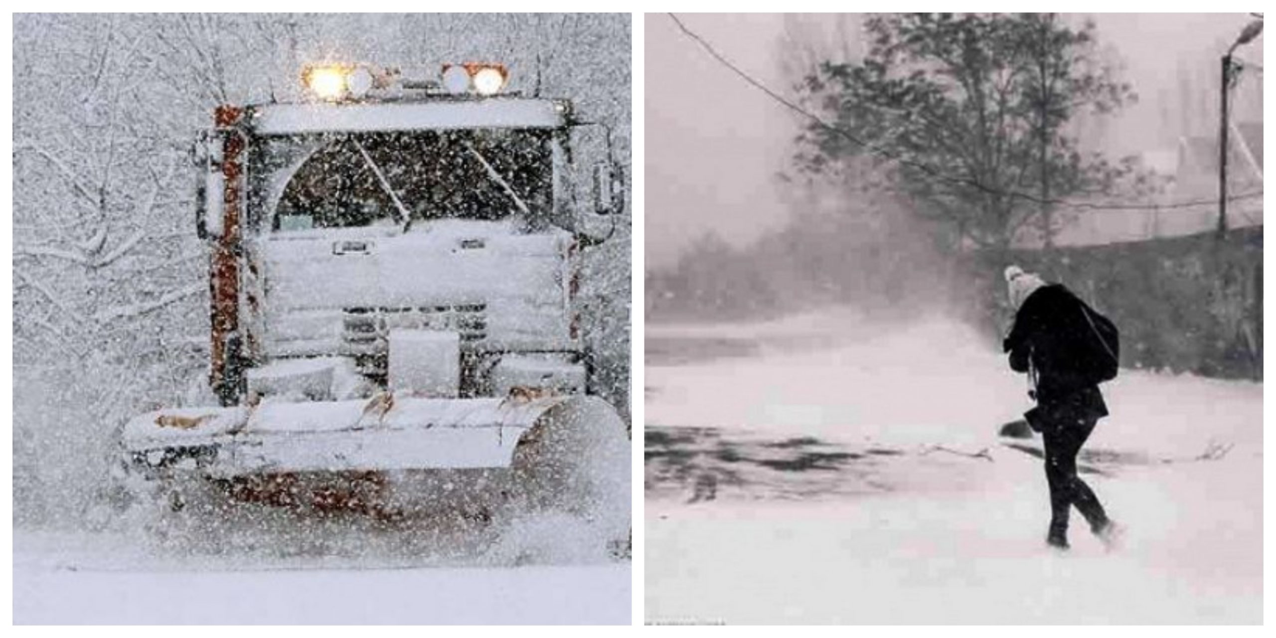 Avertizarea meteo ANM. Iarna vine mai devreme în România