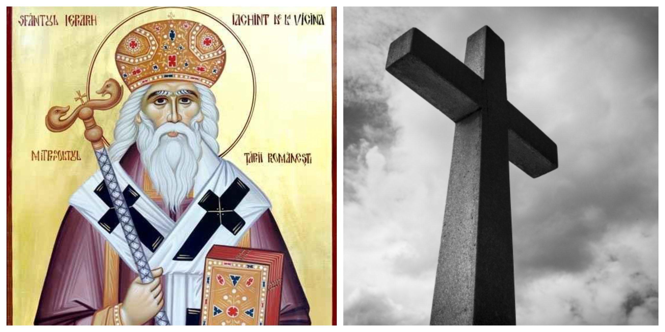 Calendar ortodox 28 octombrie 2020. Sărbătoare mare la români. Cruce neagră