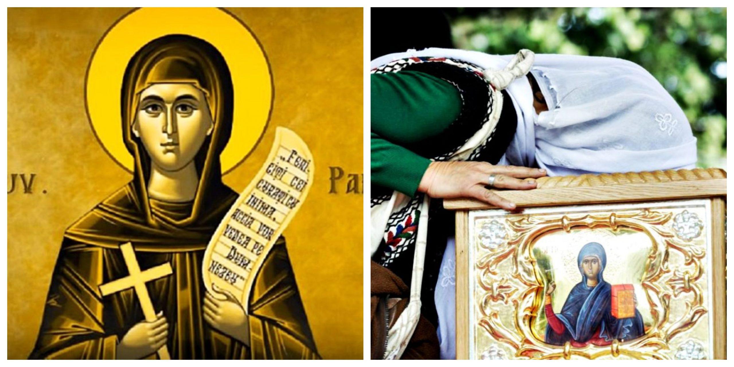 Ce să nu faci sub nicio formă de Sfânta Parascheva. Mare greșeală