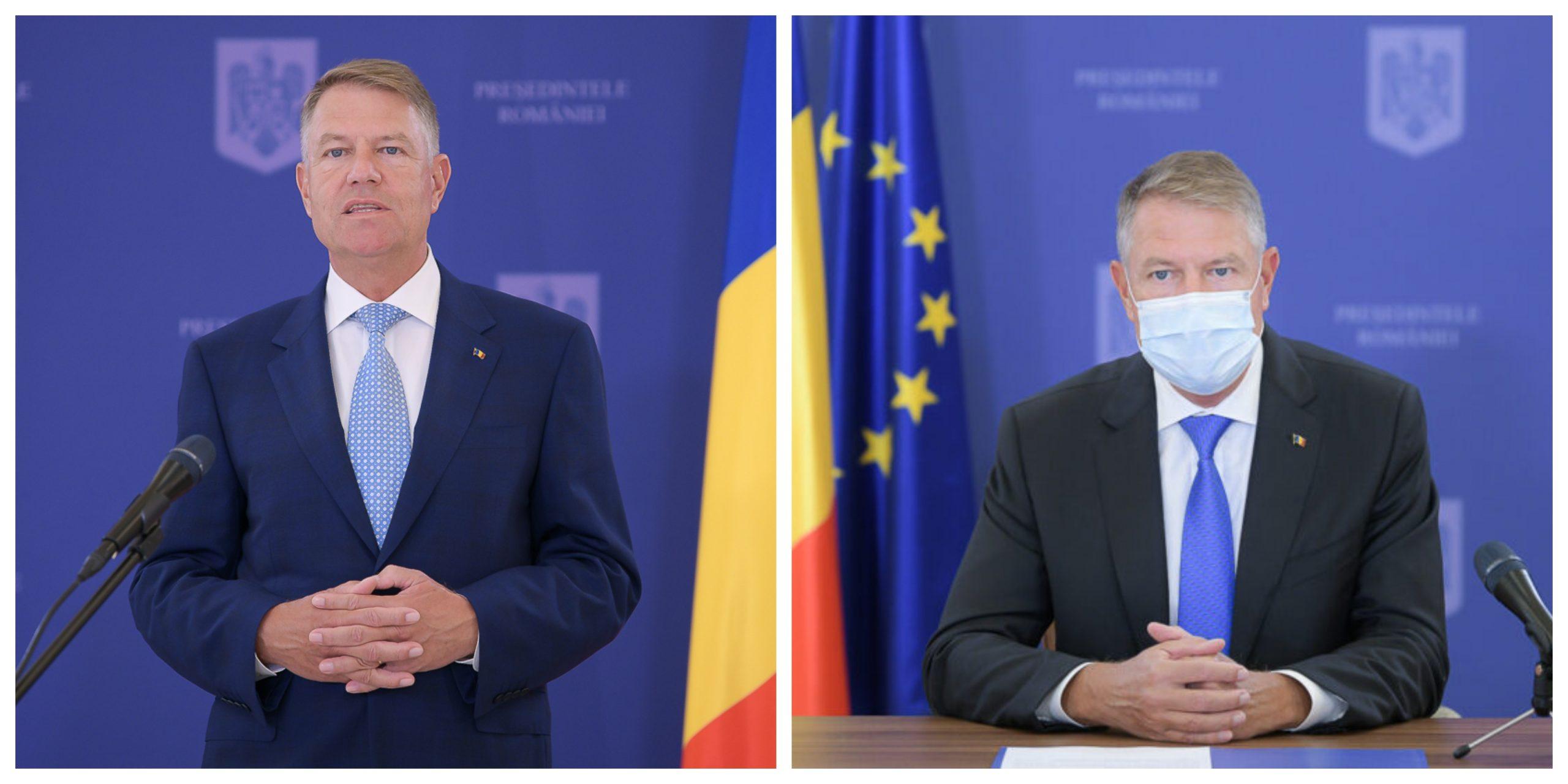 "Klaus Iohannis primește azi premiul ""Otto cel Mare"" la Germania"