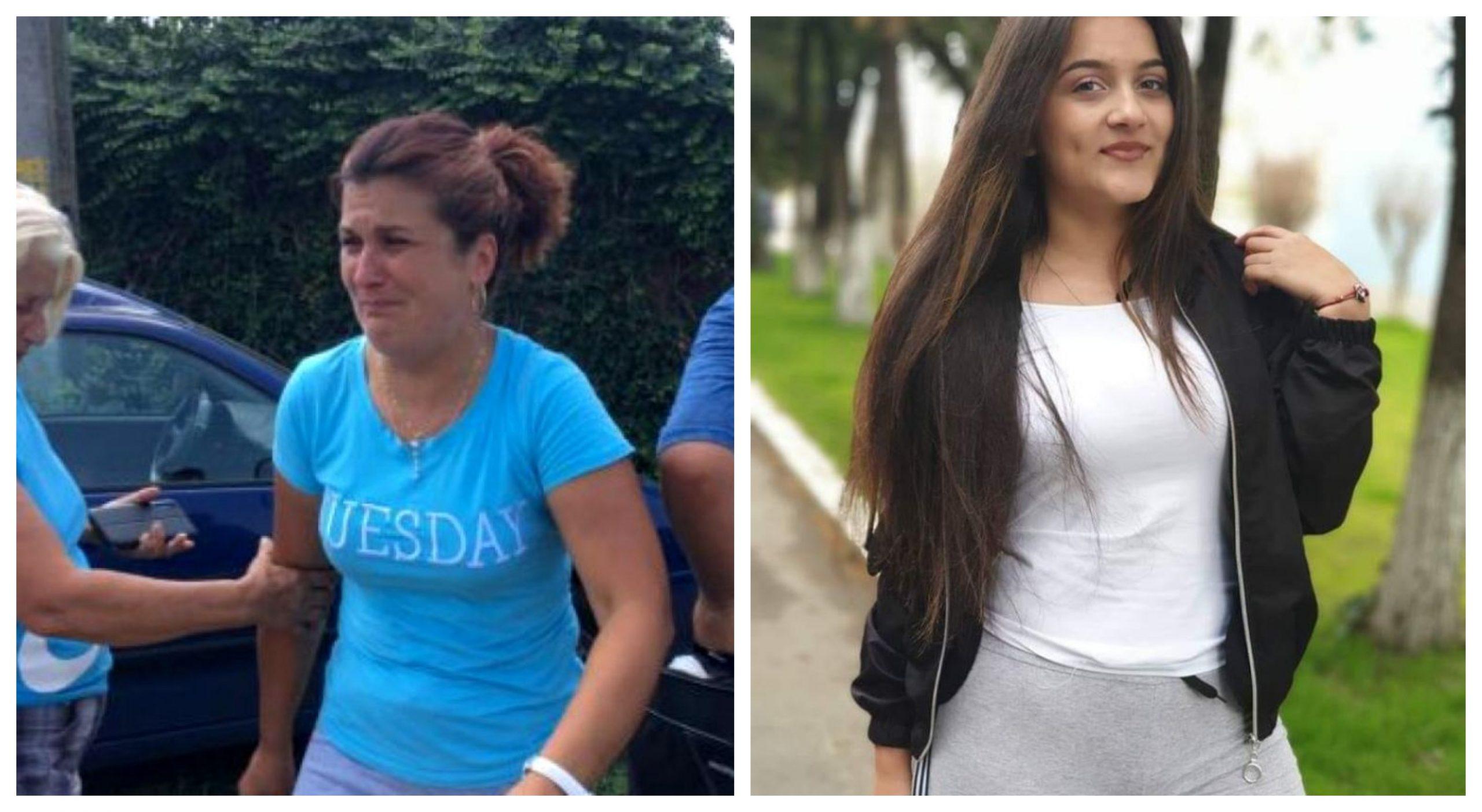 Mesaj emoționant pentru Luiza Melencu. Mama fetei dispărute încă este cuprinsă de durere