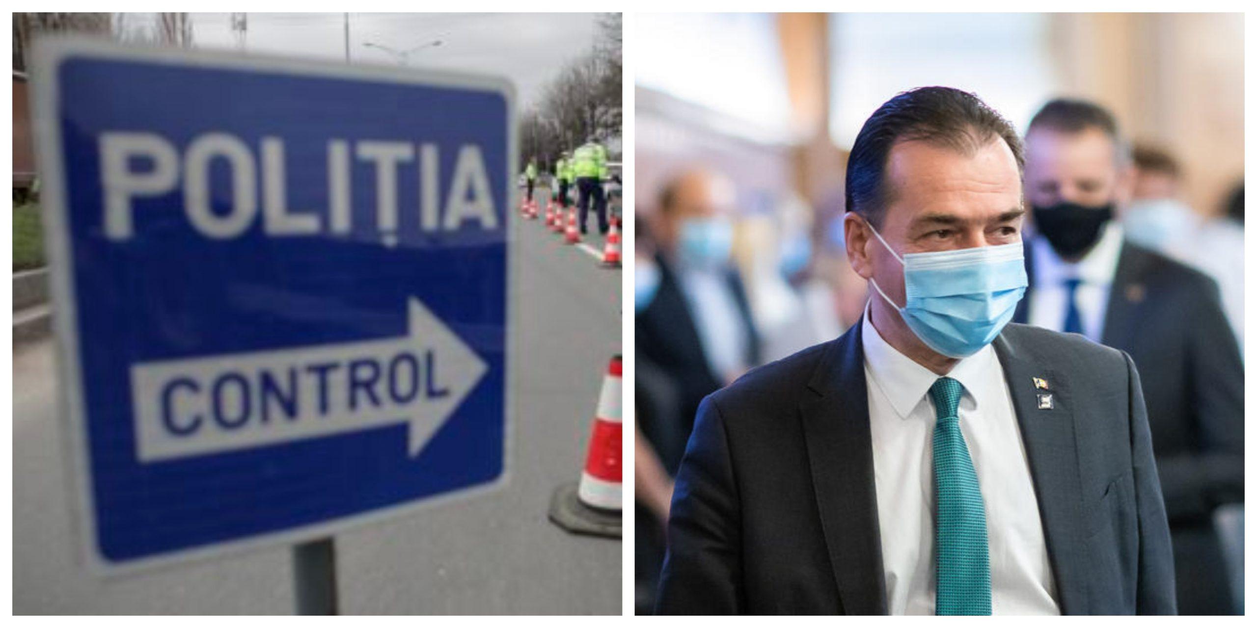 Noi restricții ar putea fi impuse în România. Anunț important din partea lui Orban