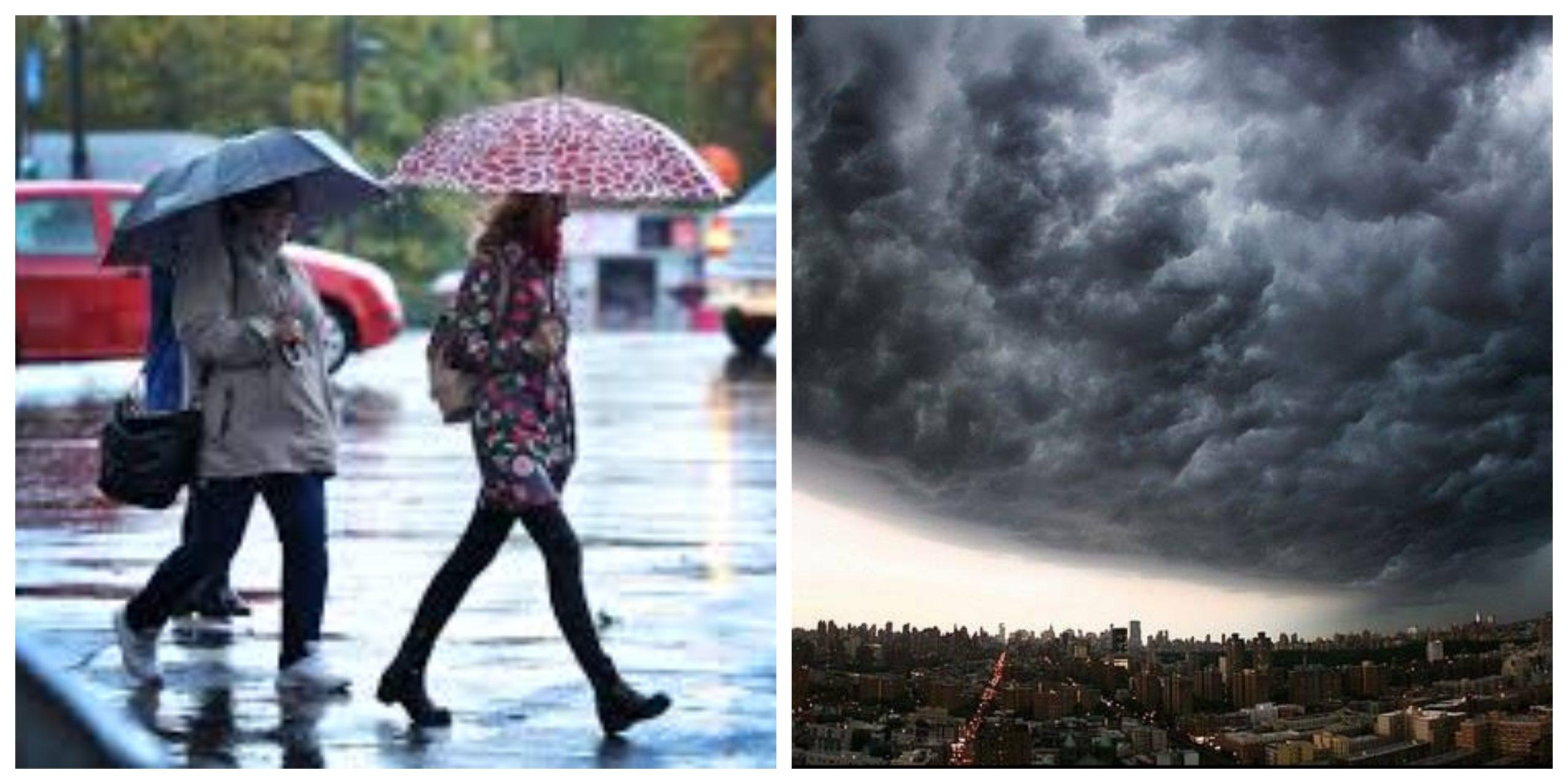 Prognoza meteo ANM 17 octombrie. Vremea se răcește complet în weekend