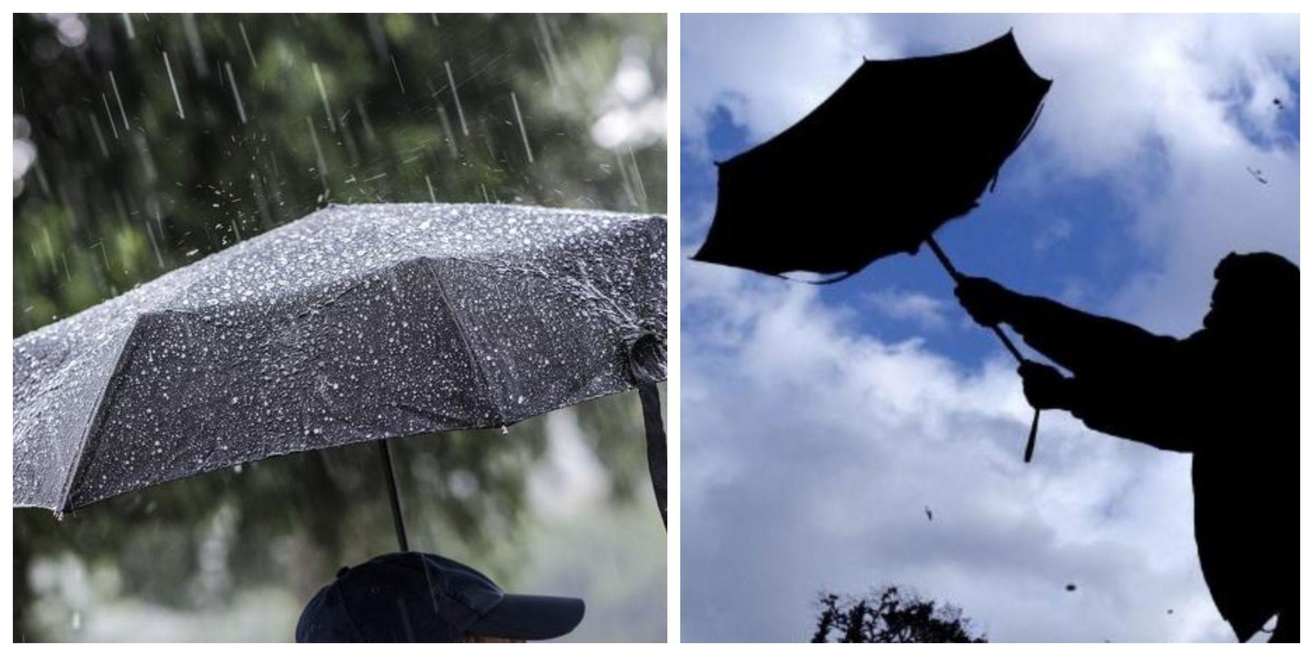 Prognoza meteo ANM 8 octombrie 2020. Noi avertizări de cod galben de furtună