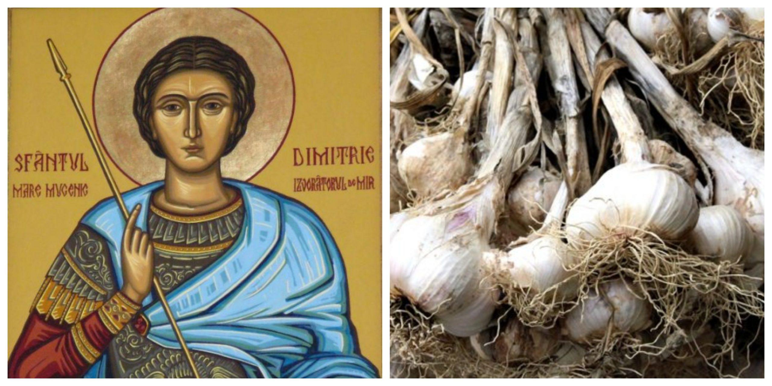 Tradiții și obiceiuri străvechi de Sfântul Dumitru. De ce nu e bine să faci aceste XX lucruri