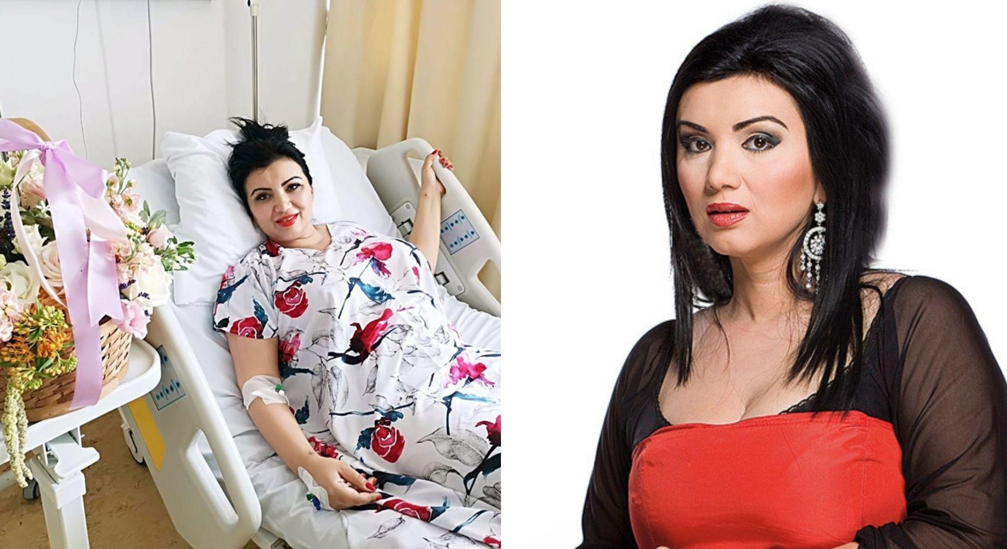 """Adriana Bahmuțeanu a fost operată de urgență: """"A venit și rândul meu, din păcate"""""""