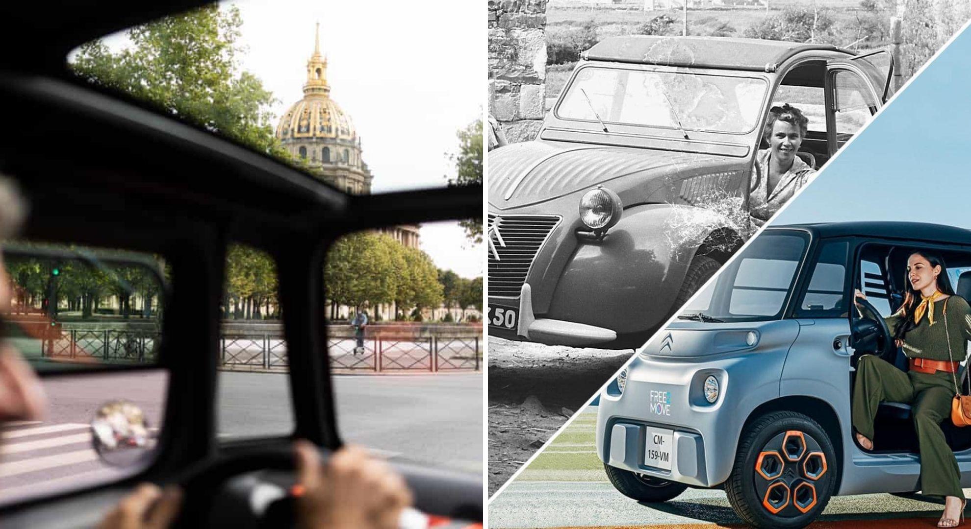 Cât de mică e cea mai mică mașină din lume. Se conduce fără permis!