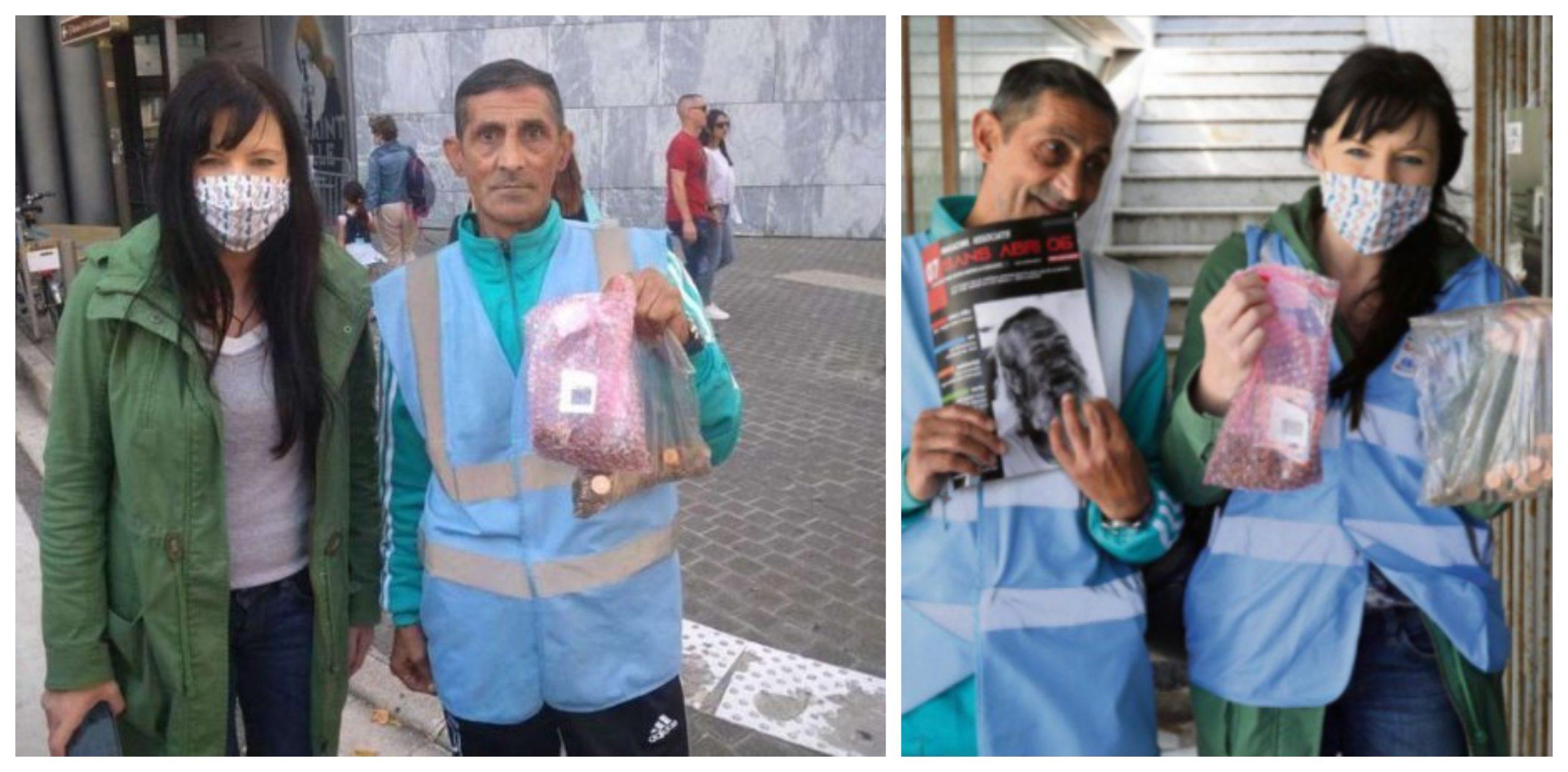 Gest impresionant! Un cerșetor român și-a donat toți banii pentru victimele inundațiilor