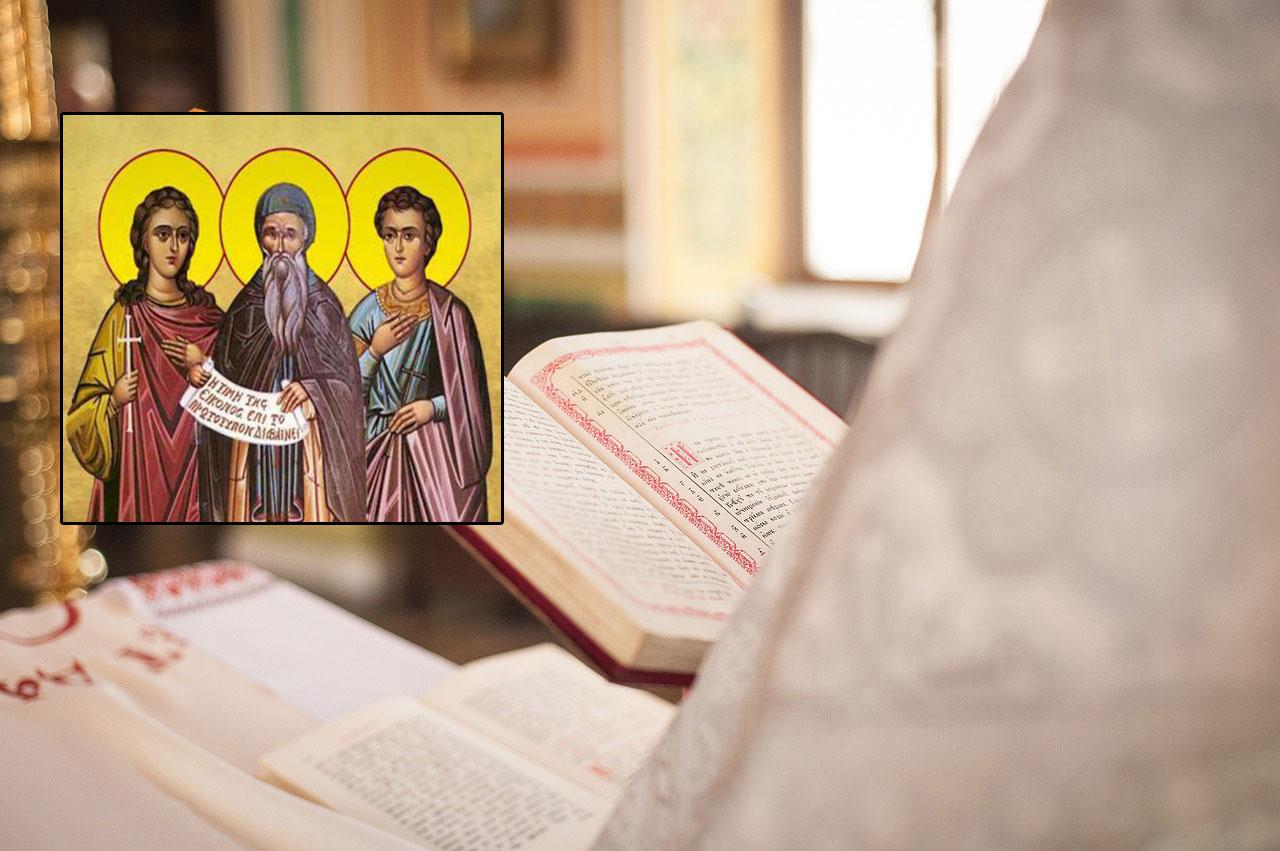 Calendar ortodox 10 octombrie 2020. 3 Sfinți sărbătoriți sâmbătă