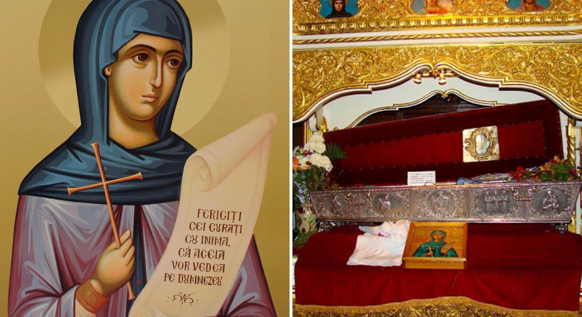 Calendar ortodox 14 octombrie 2020. Mare sărbătoare ortodoxă, cu cruce roșie