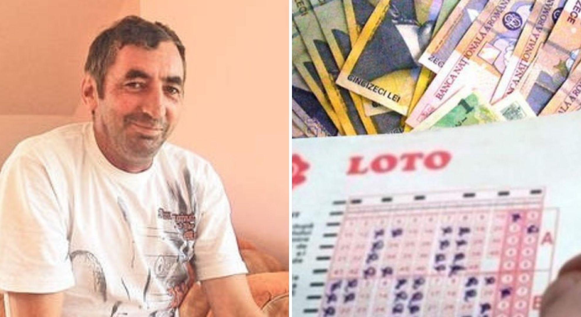 Loto 6/49. Ce a făcut un român cu premiul câștigat la loterie. Gestul lui a șocat pe toată lumea
